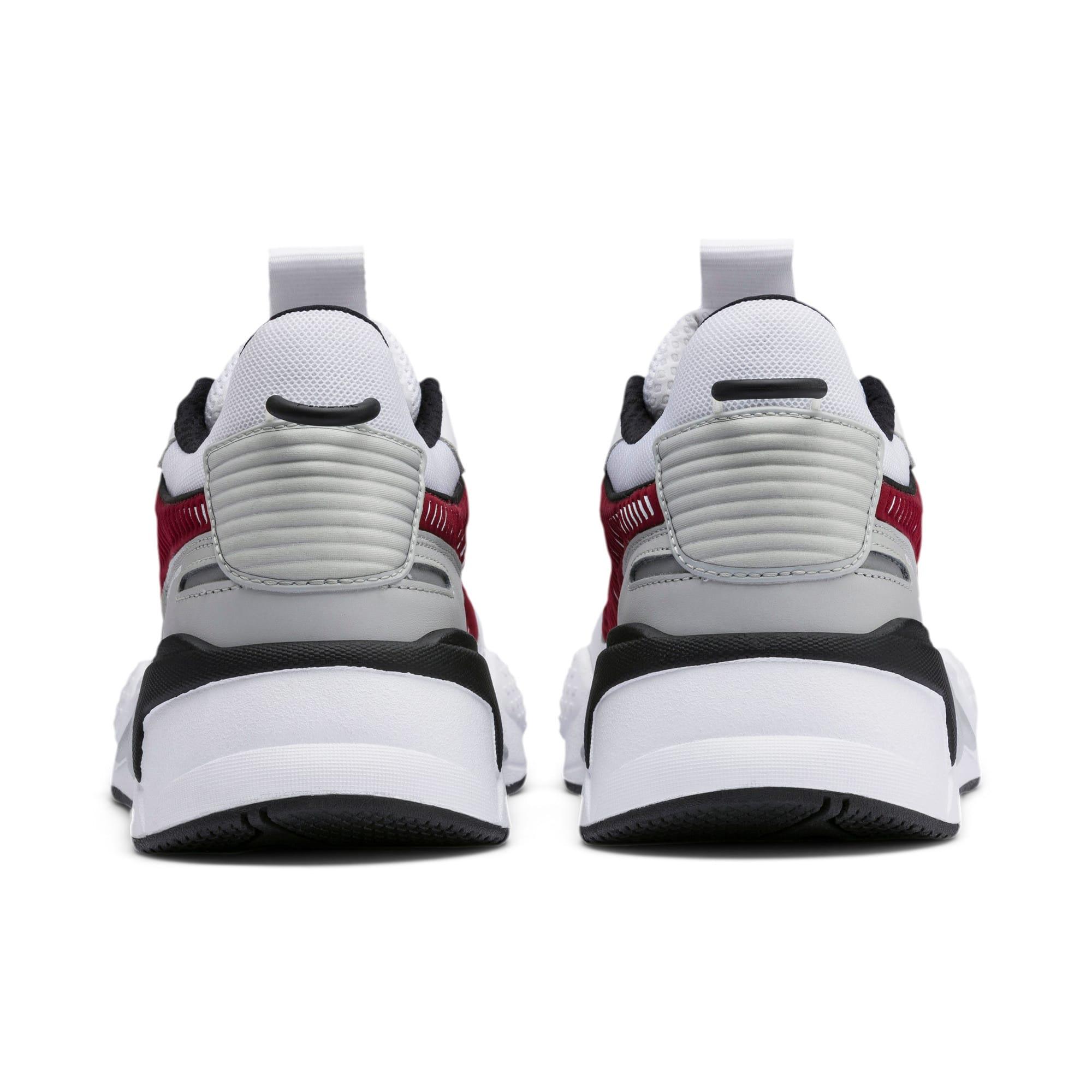 Thumbnail 4 of RS-X Sneaker, Puma White-Rhubarb, medium