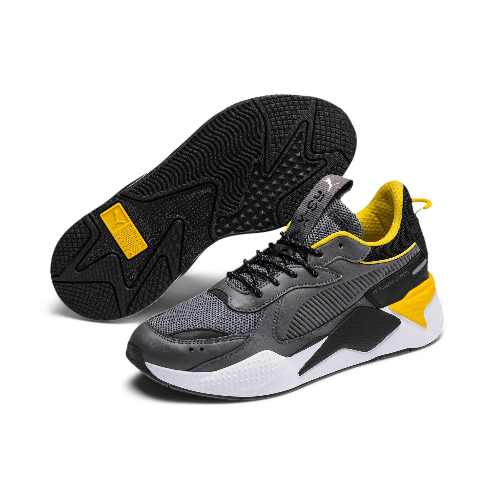 Thumbnail 3 of RS-X Core Sneakers, CASTLEROCK-Puma Black, medium