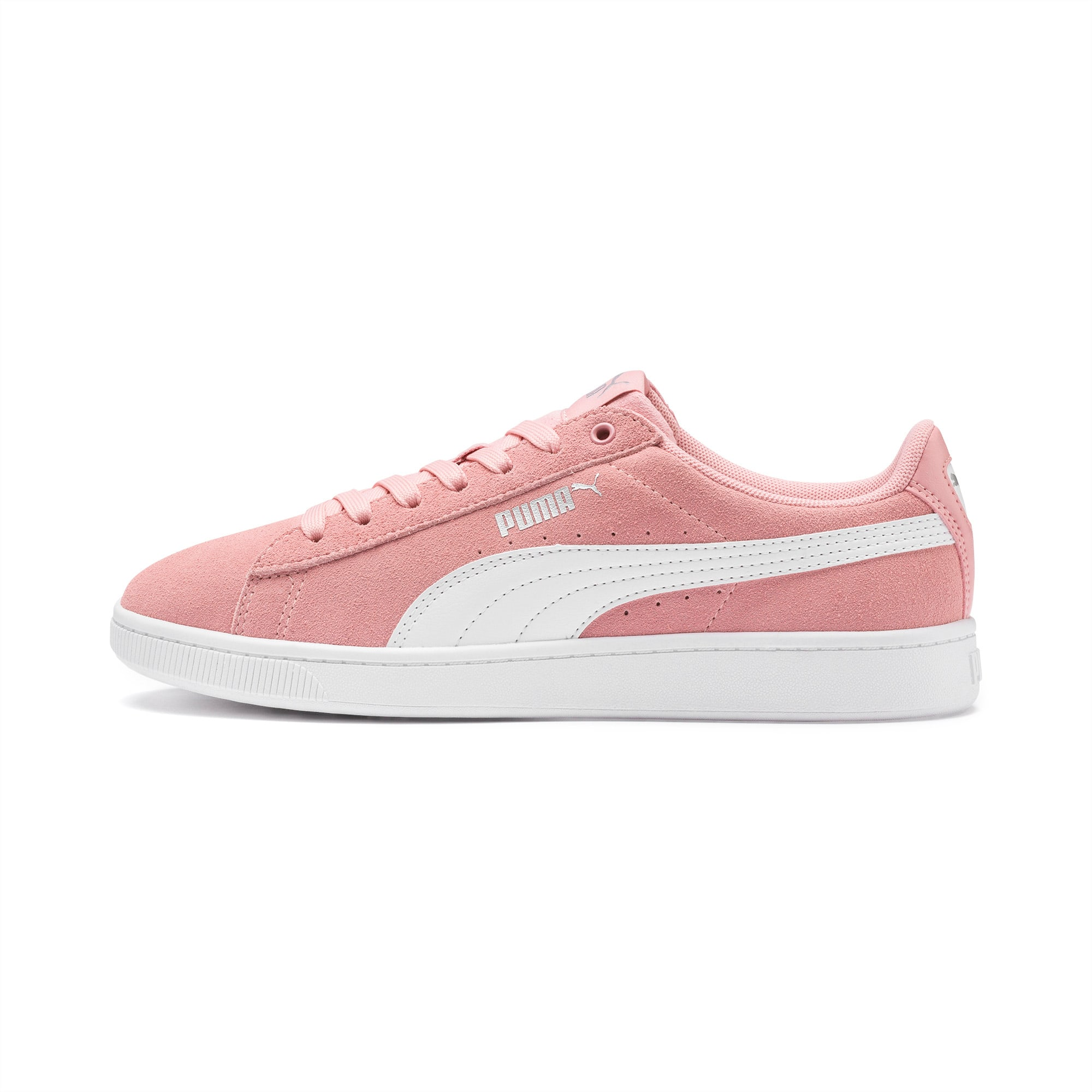 Puma Sneakers Outlet Online Mens Puma Vikky Softfoam Rose
