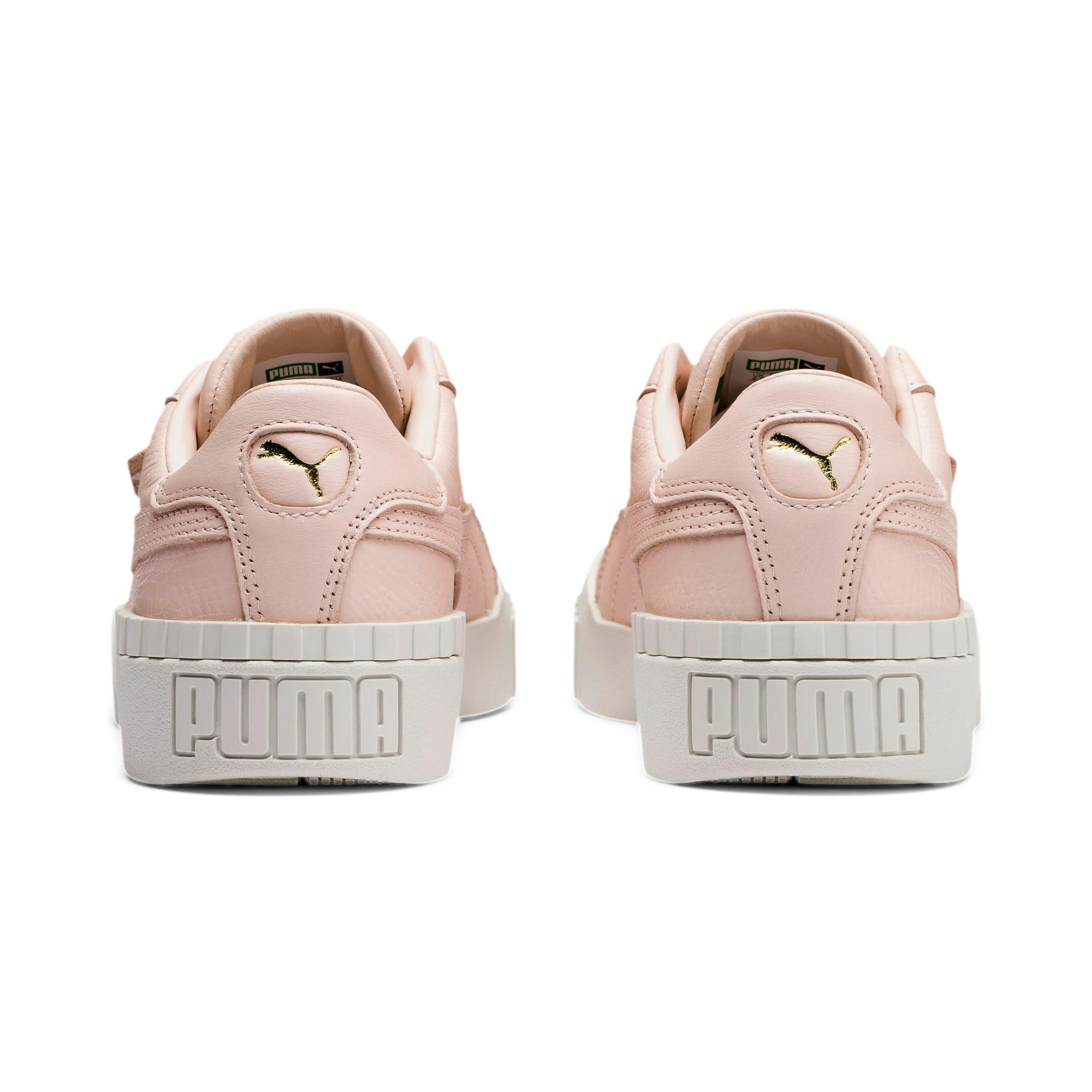 Thumbnail 4 of Cali Emboss sneakers voor dames, Cream Tan-Cream Tan, medium