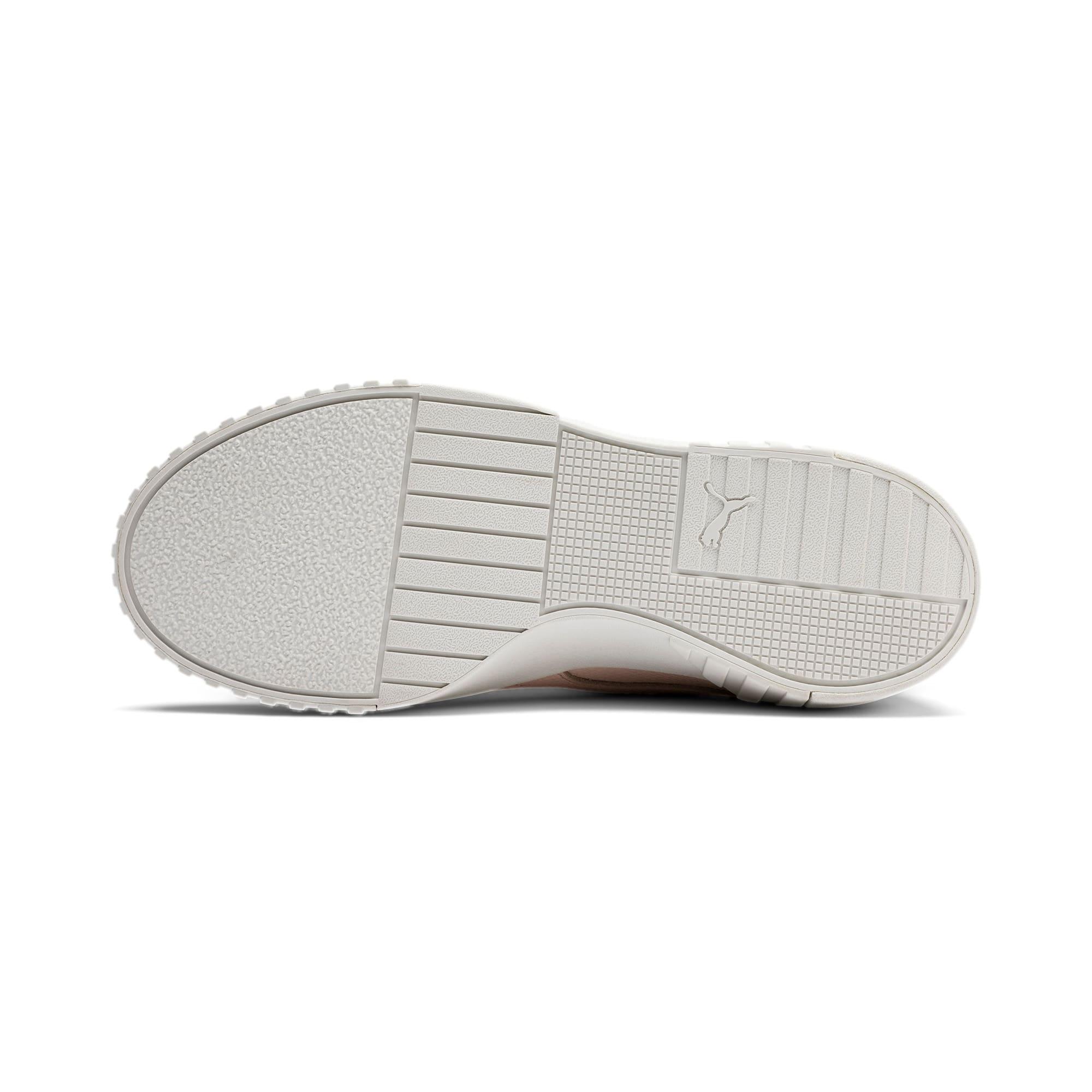 Thumbnail 5 of Cali Emboss Women's Sneakers, Cream Tan-Cream Tan, medium