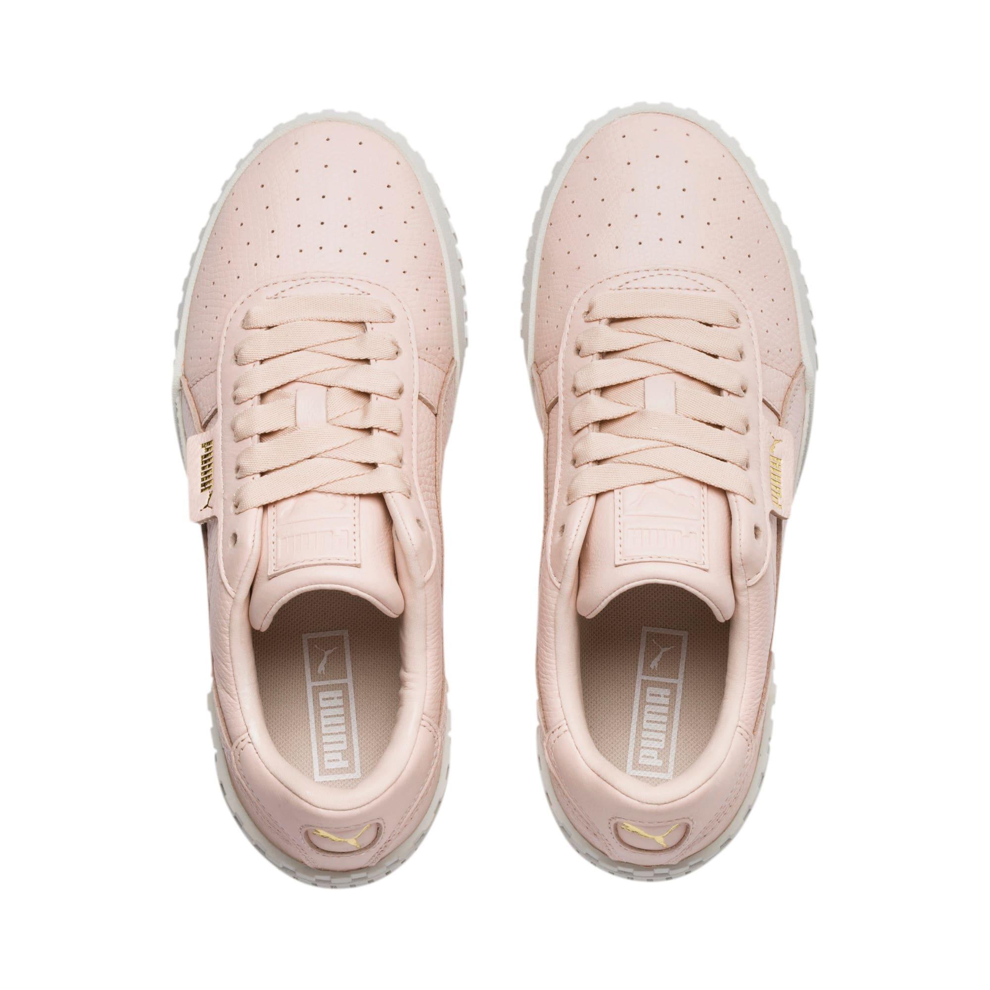 Thumbnail 7 of Cali Emboss sneakers voor dames, Cream Tan-Cream Tan, medium