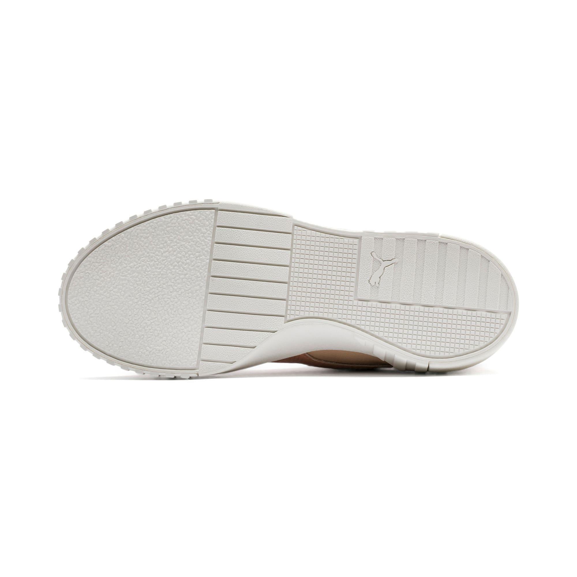Thumbnail 5 of Cali Emboss sneakers voor dames, Nougat, medium