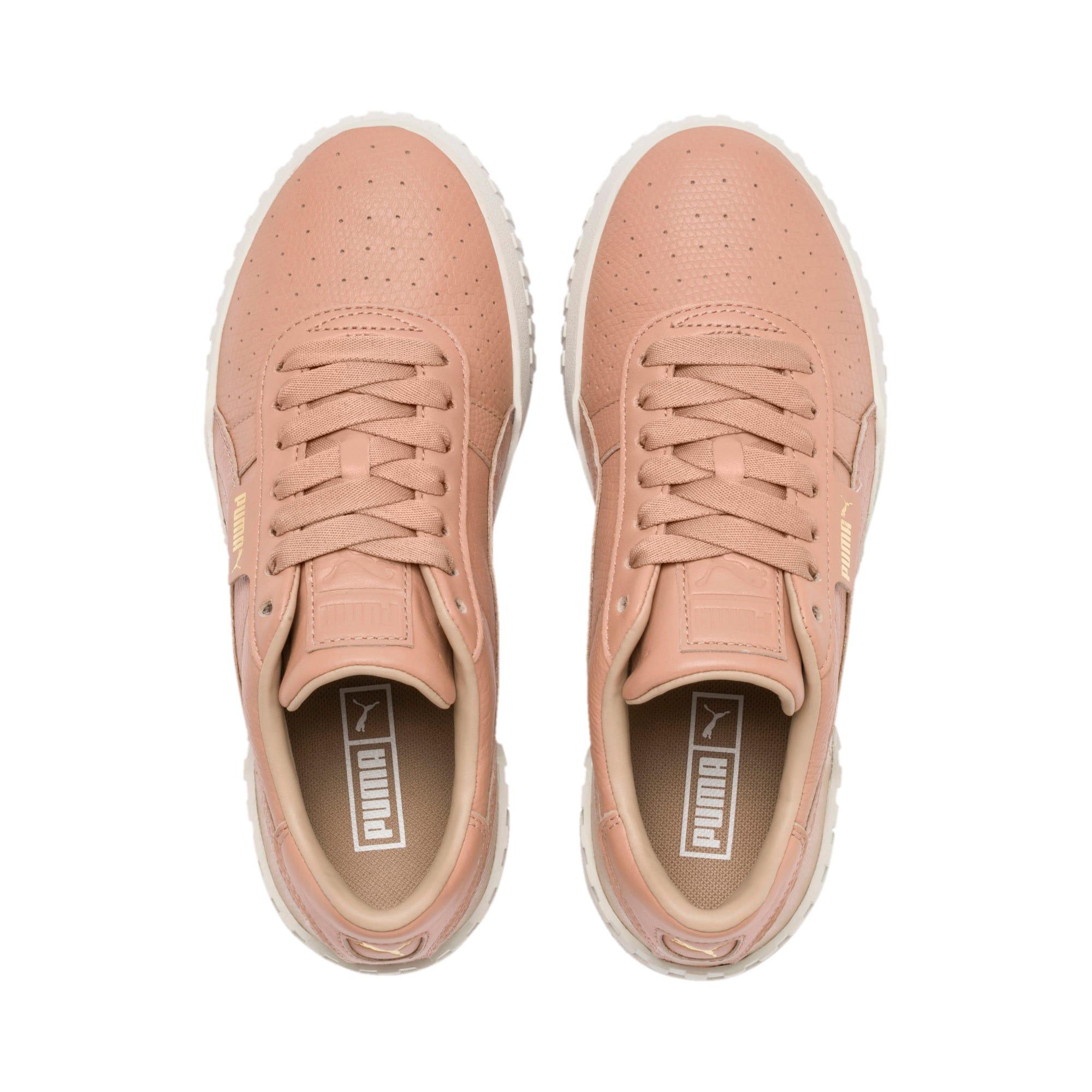 Thumbnail 7 of Cali Emboss sneakers voor dames, Nougat, medium
