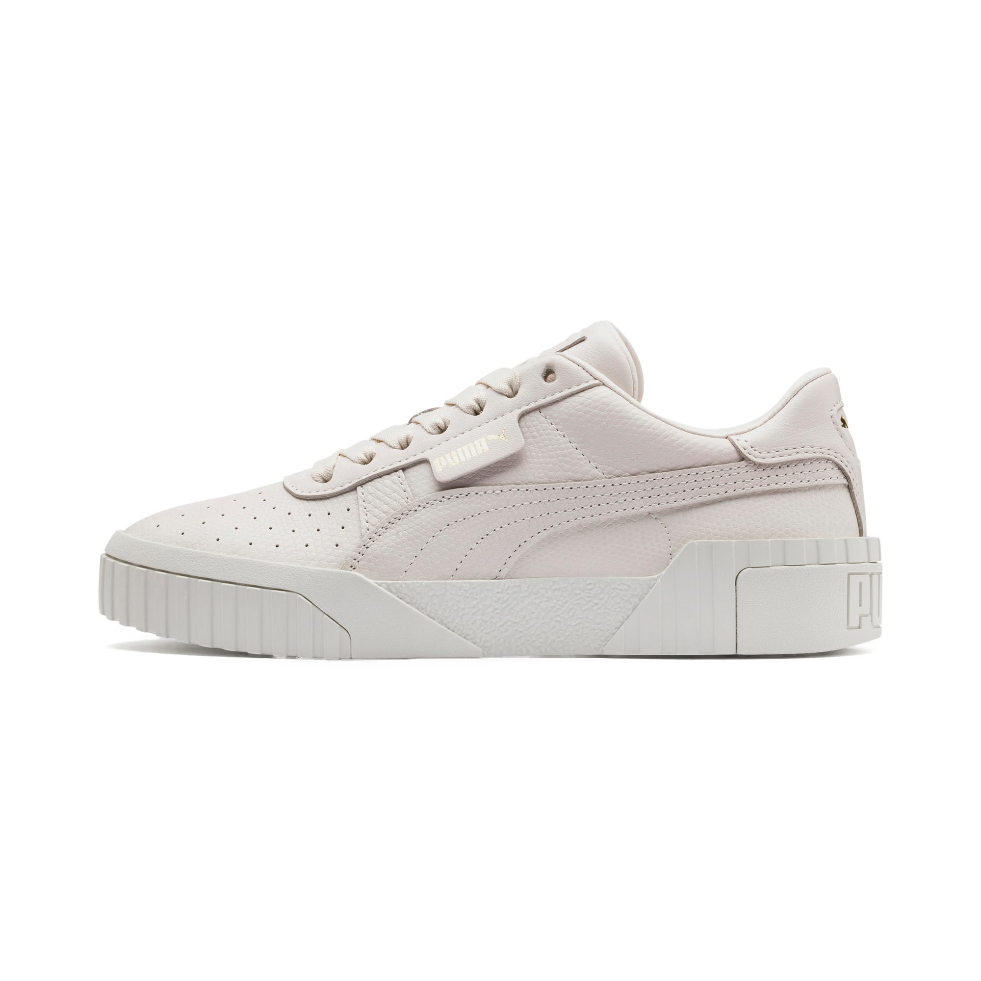 Thumbnail 1 of Cali Emboss sneakers voor dames, Pastel Parchment, medium