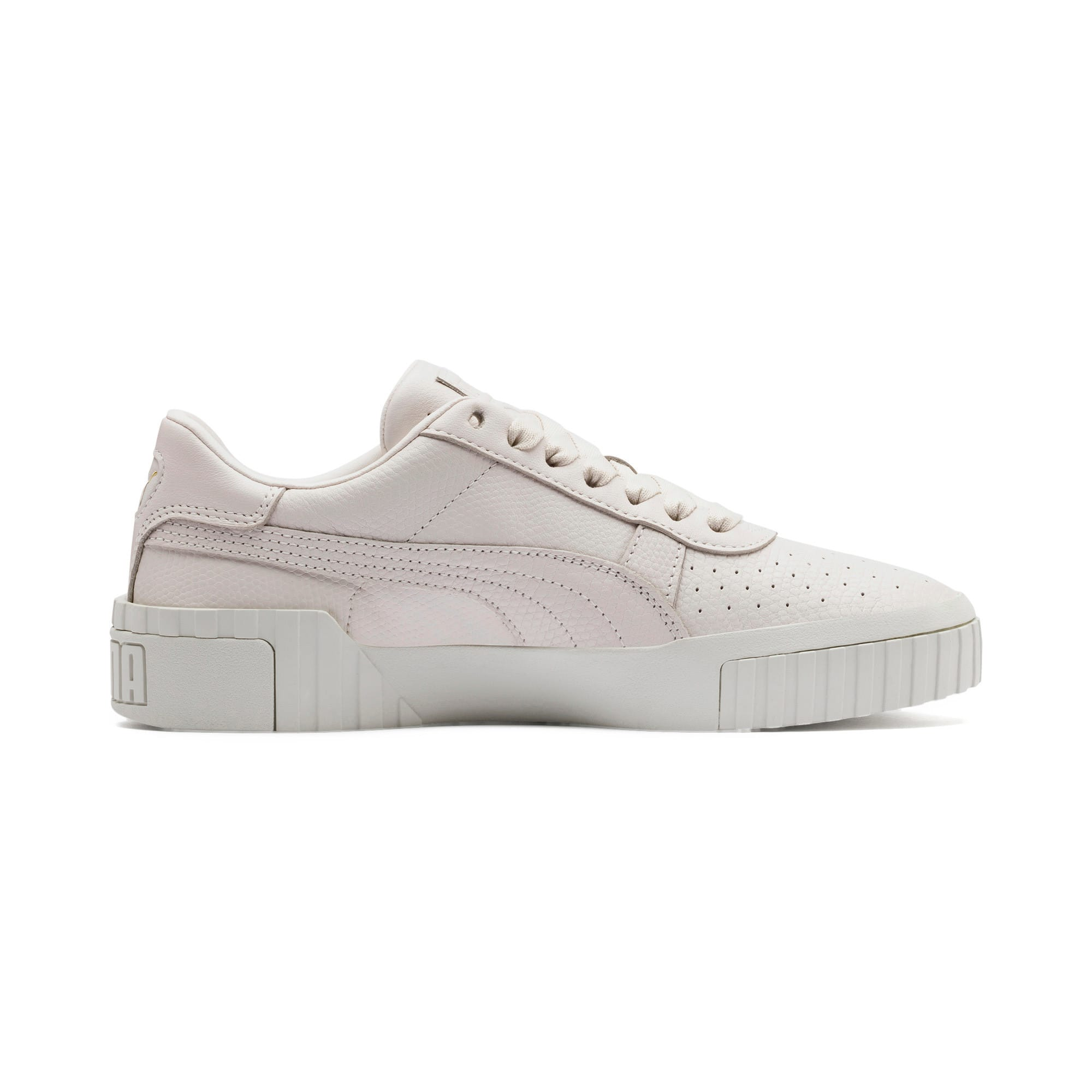 Thumbnail 6 of Cali Emboss sneakers voor dames, Pastel Parchment, medium
