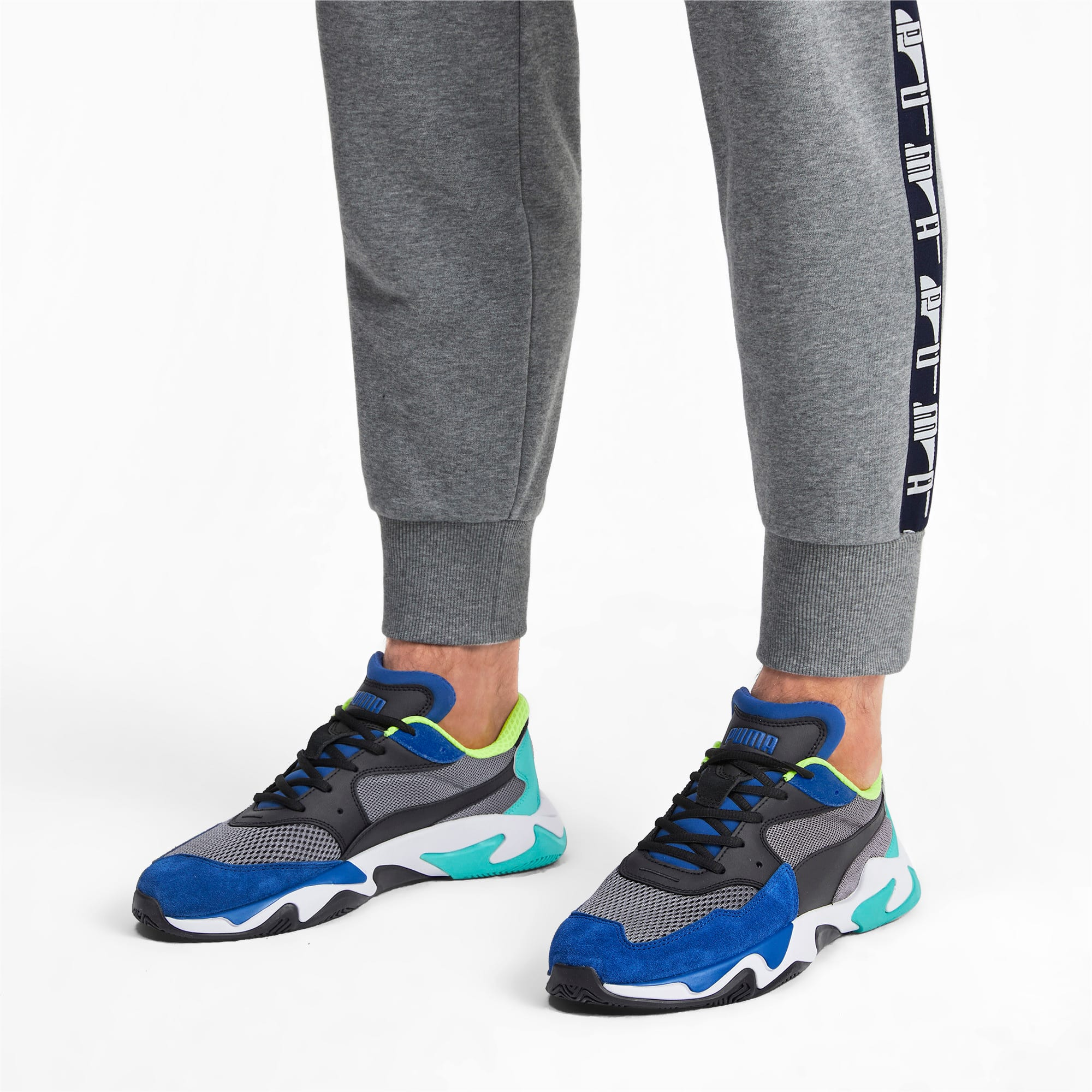 Thumbnail 2 of Storm Origin Sneaker, Galaxy Blue-CASTLEROCK, medium