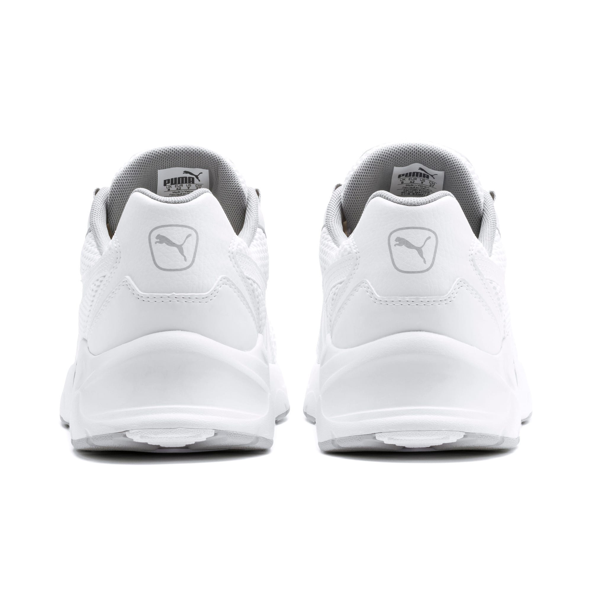 Thumbnail 4 of Nucleus Training Shoes, Puma White-High Rise, medium