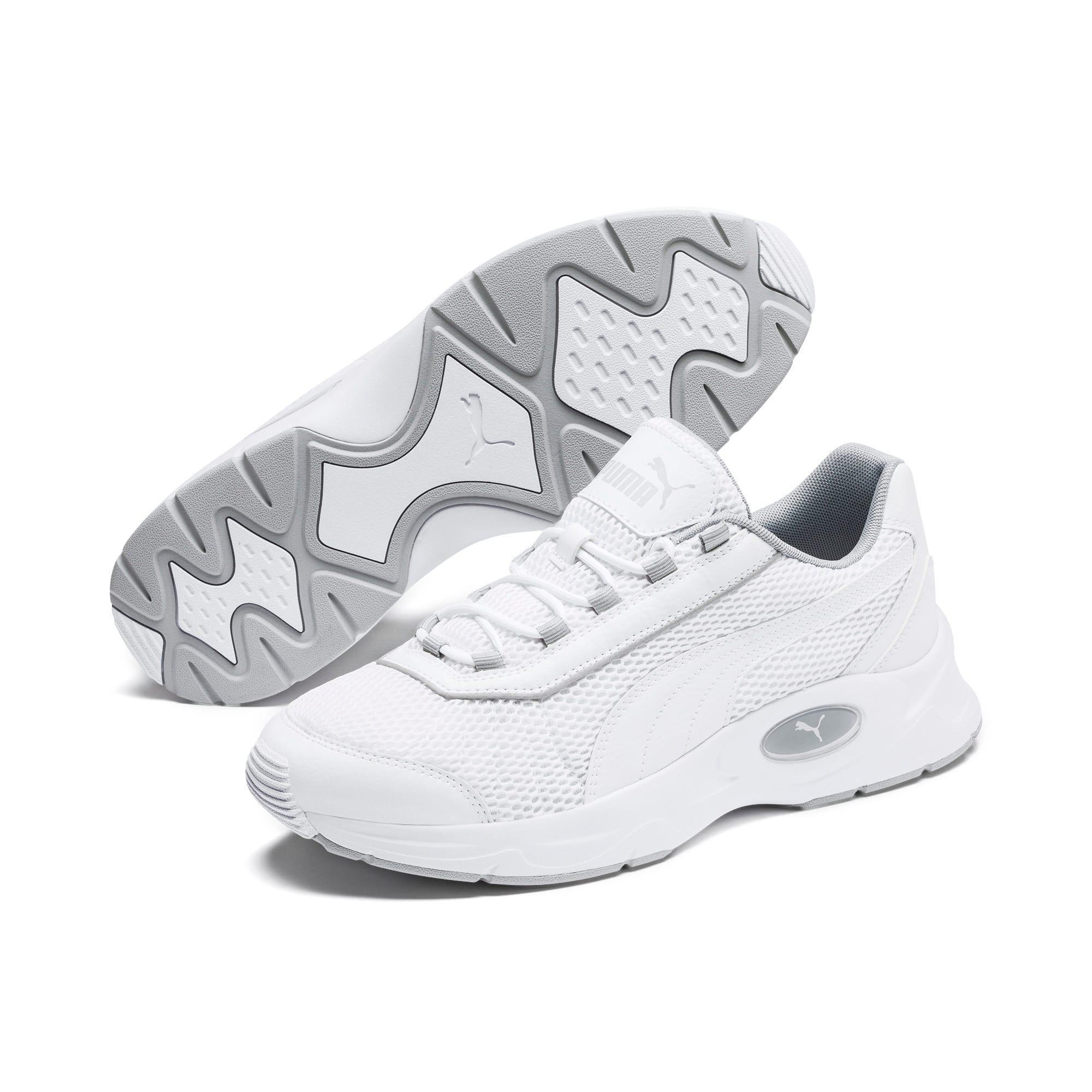 Thumbnail 3 of Nucleus Training Shoes, Puma White-High Rise, medium