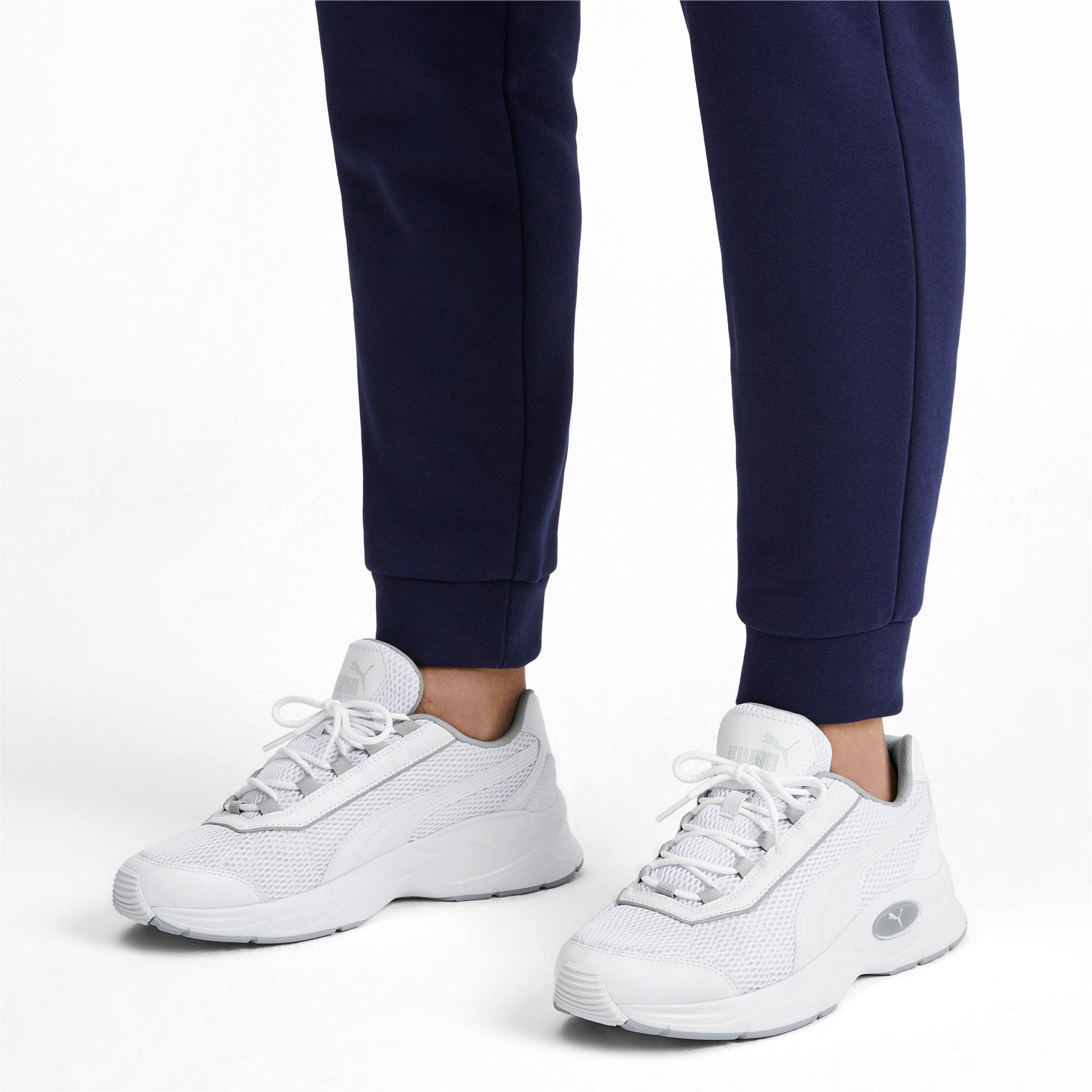 Thumbnail 2 of Nucleus Training Shoes, Puma White-High Rise, medium