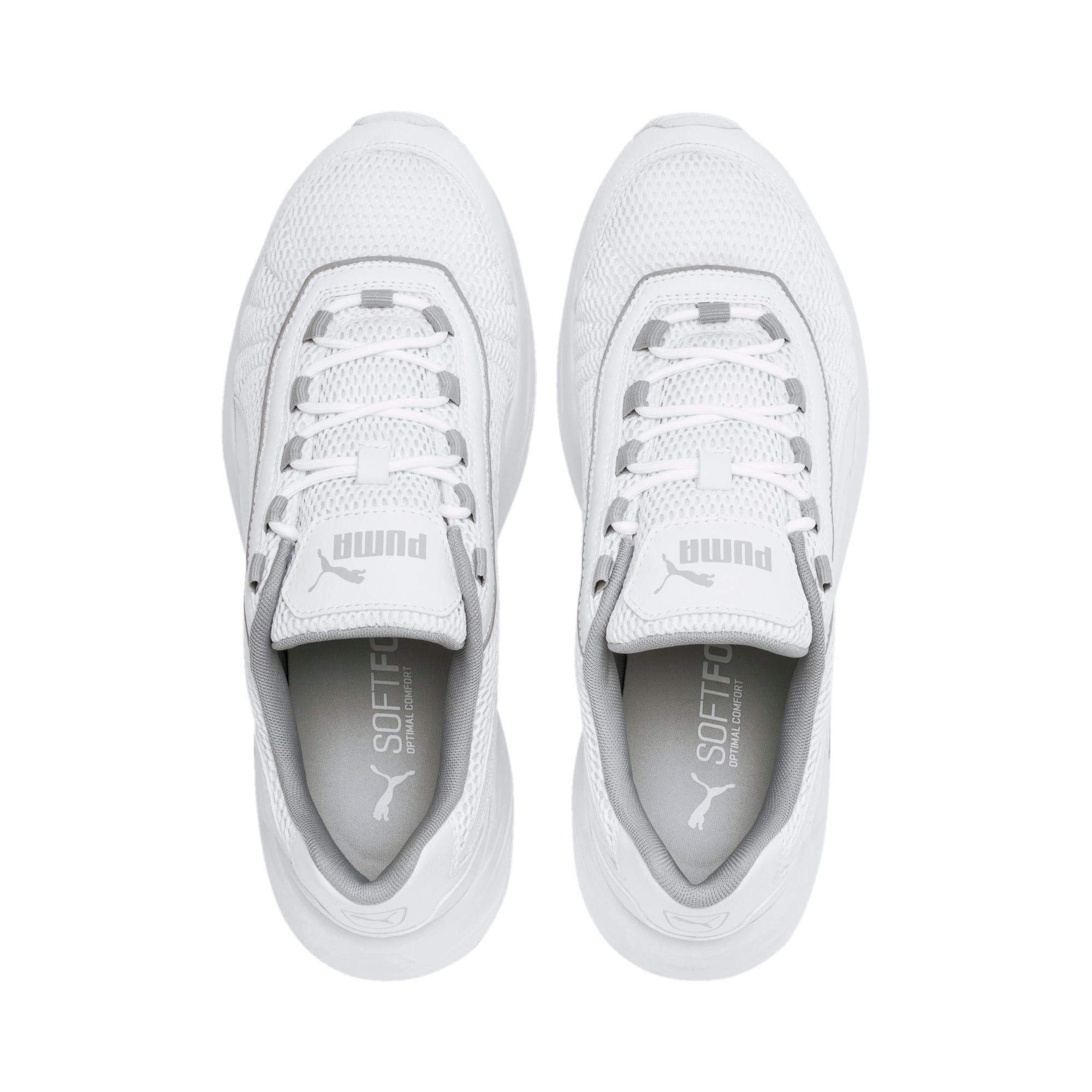 Thumbnail 7 of Nucleus Training Shoes, Puma White-High Rise, medium