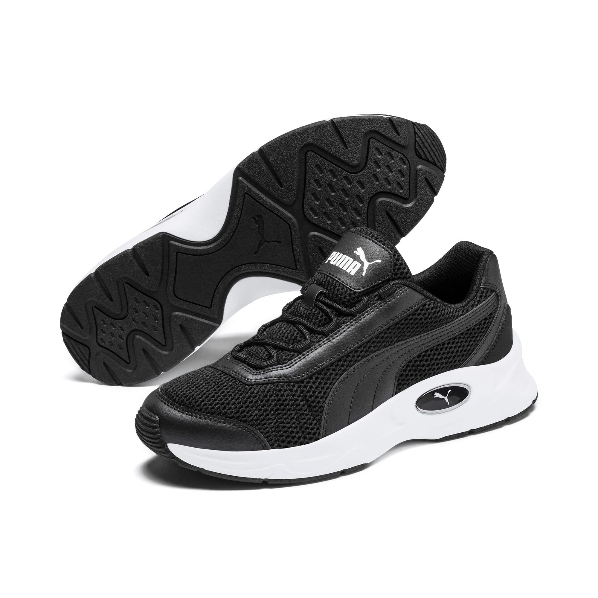 Thumbnail 3 of Nucleus Training Shoes, Puma Black-Puma Black, medium