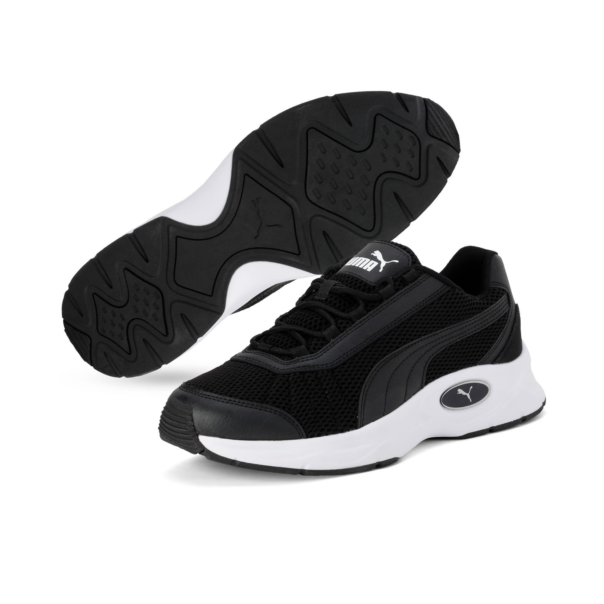Thumbnail 4 of Nucleus Training Shoes, Puma Black-Puma Black, medium-IND