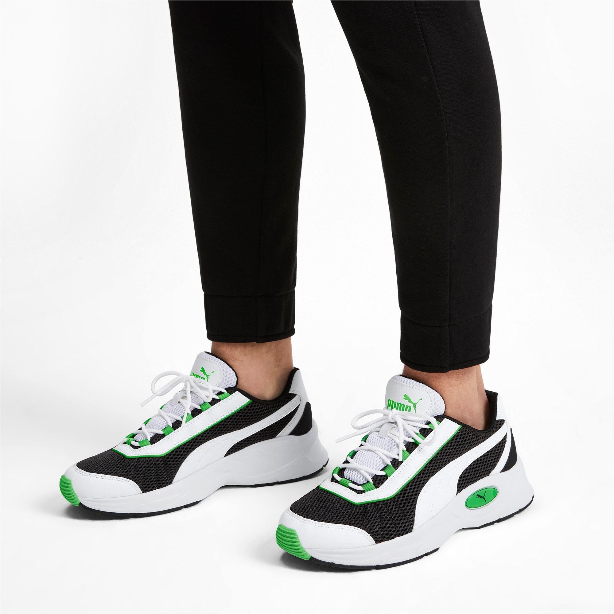 Imagen en miniatura 2 de Zapatillas de training Nucleus, Puma Black-Classic Green, mediana