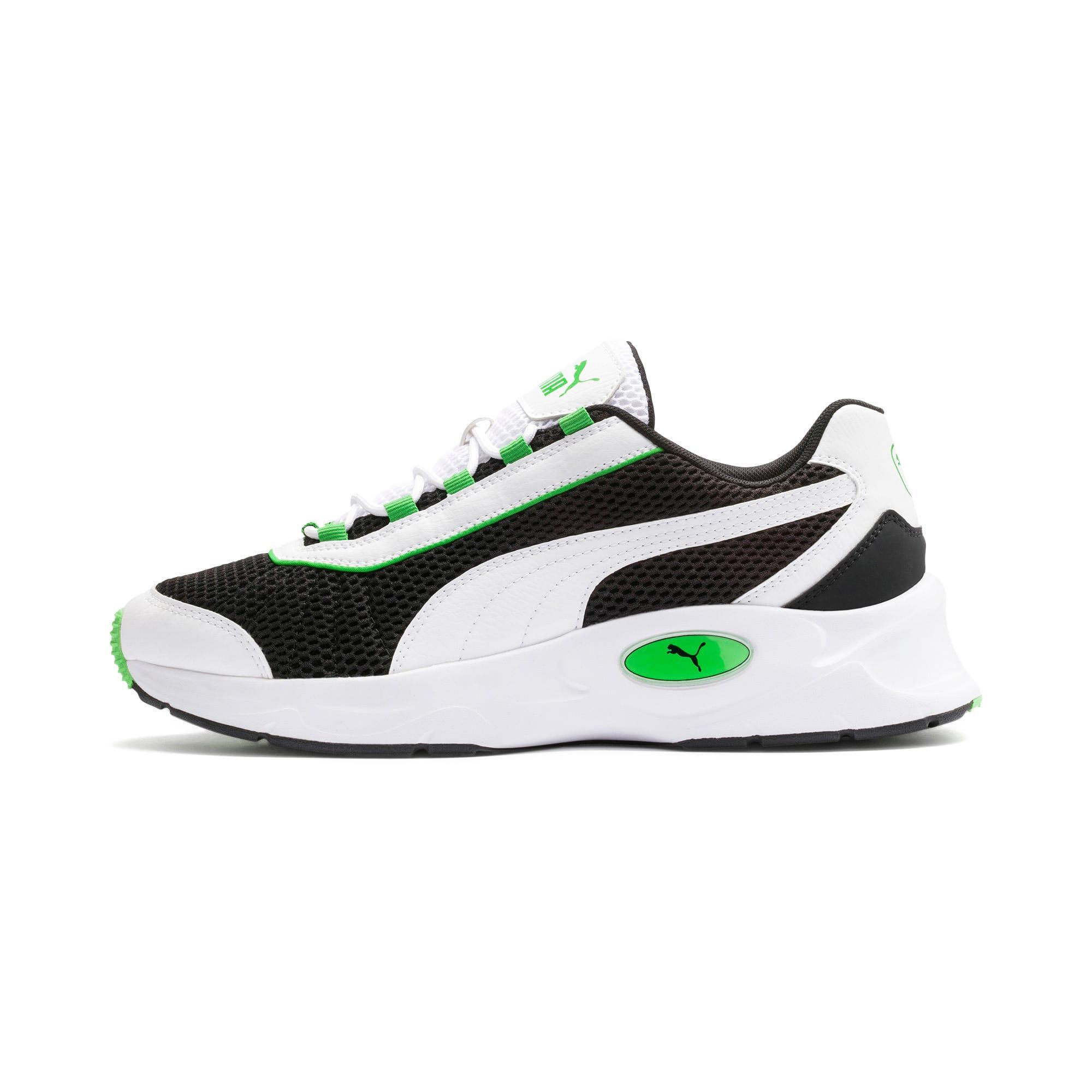 Imagen en miniatura 1 de Zapatillas de training Nucleus, Puma Black-Classic Green, mediana