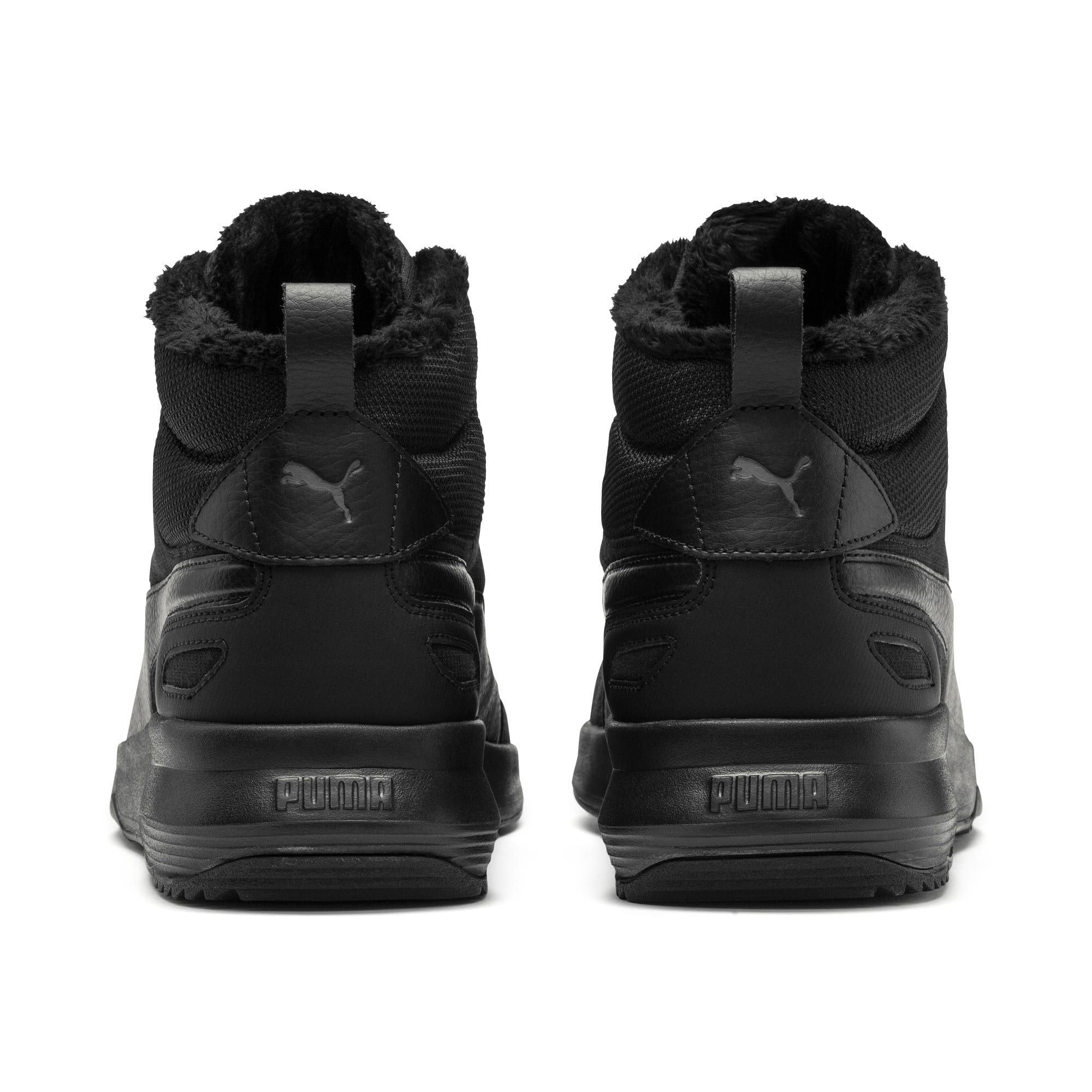 Thumbnail 4 of Activate Mid-Cut Boots, Puma Black-Puma Black, medium