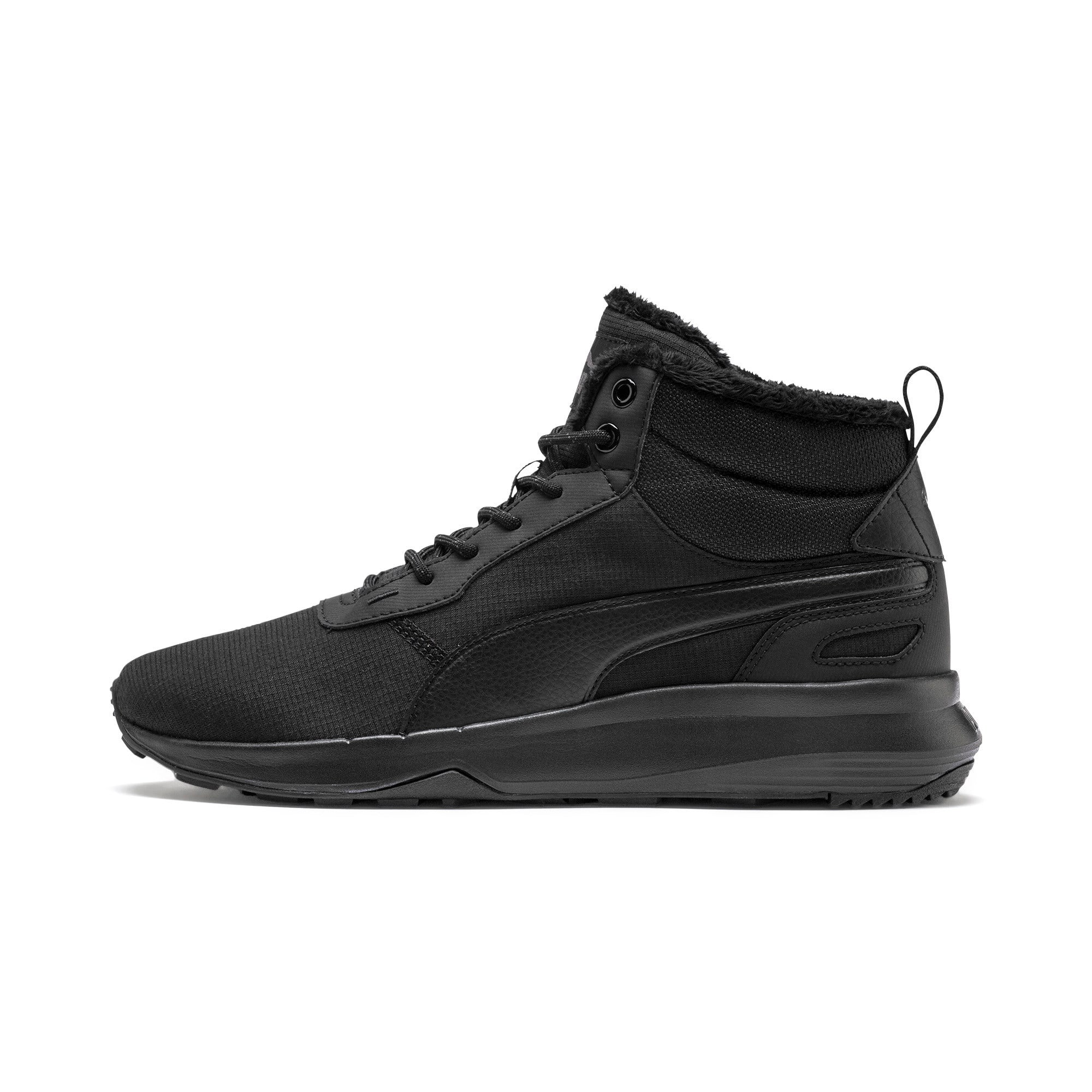 Thumbnail 1 of Activate Mid-Cut Boots, Puma Black-Puma Black, medium