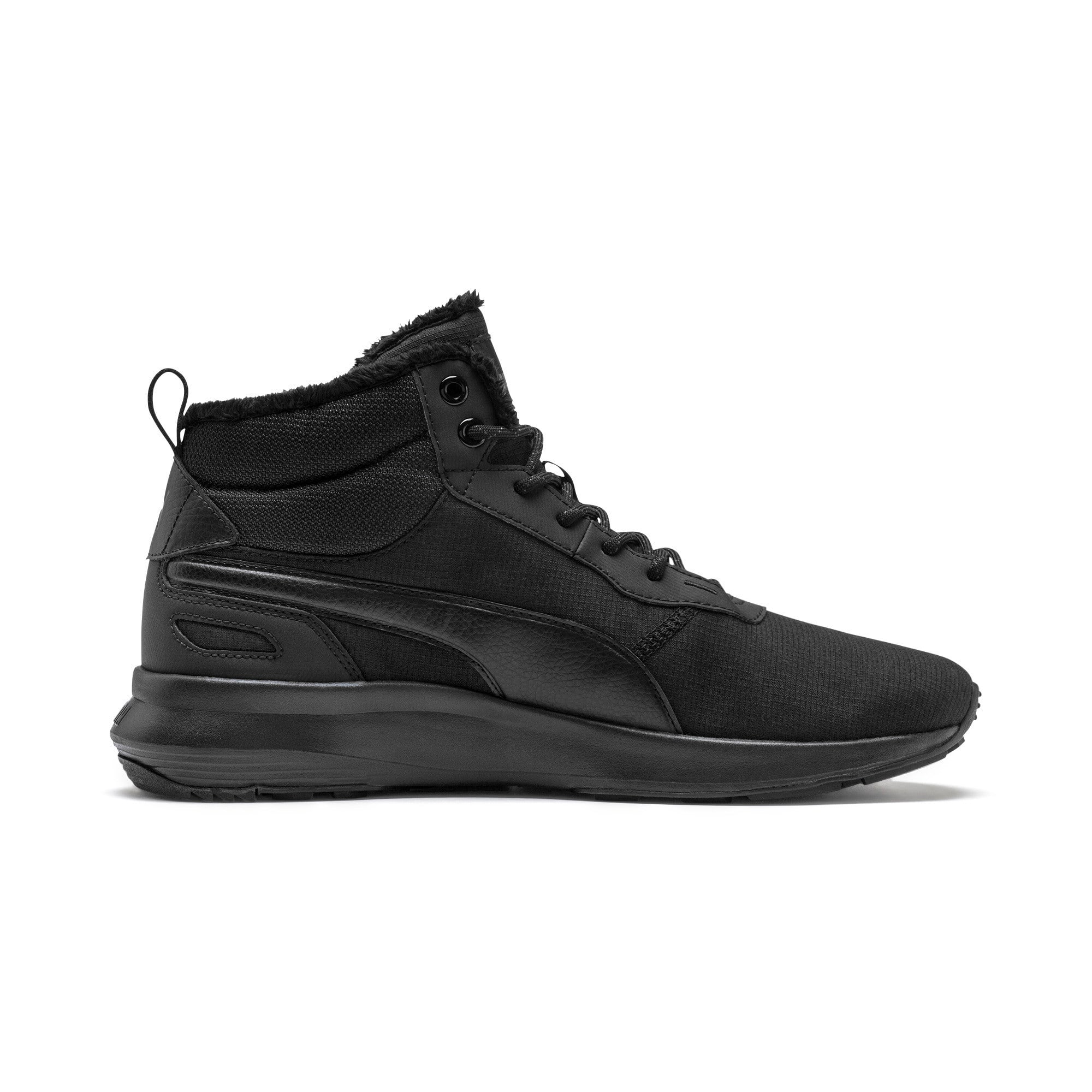 Thumbnail 6 of Activate Mid-Cut Boots, Puma Black-Puma Black, medium