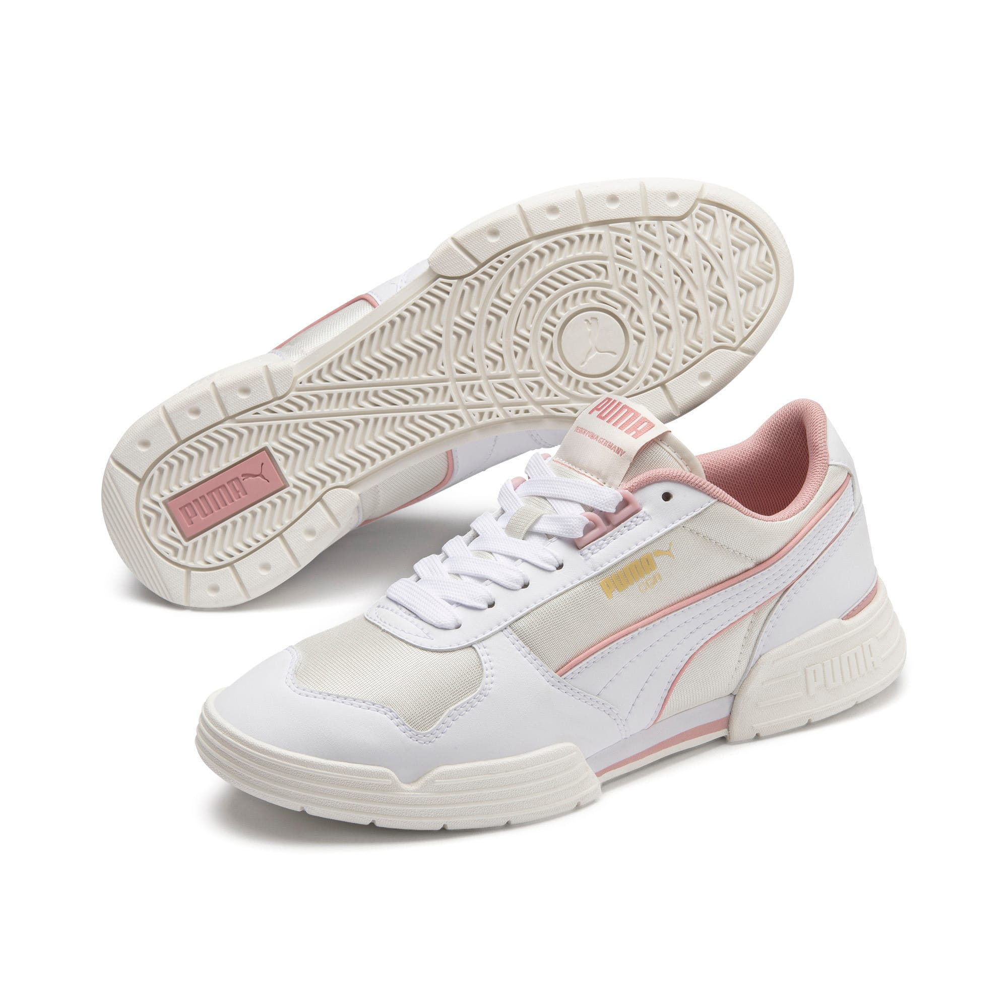 Thumbnail 4 of CGR Original Trainers, PWht-Bridal Rose-Marshmallow, medium-IND