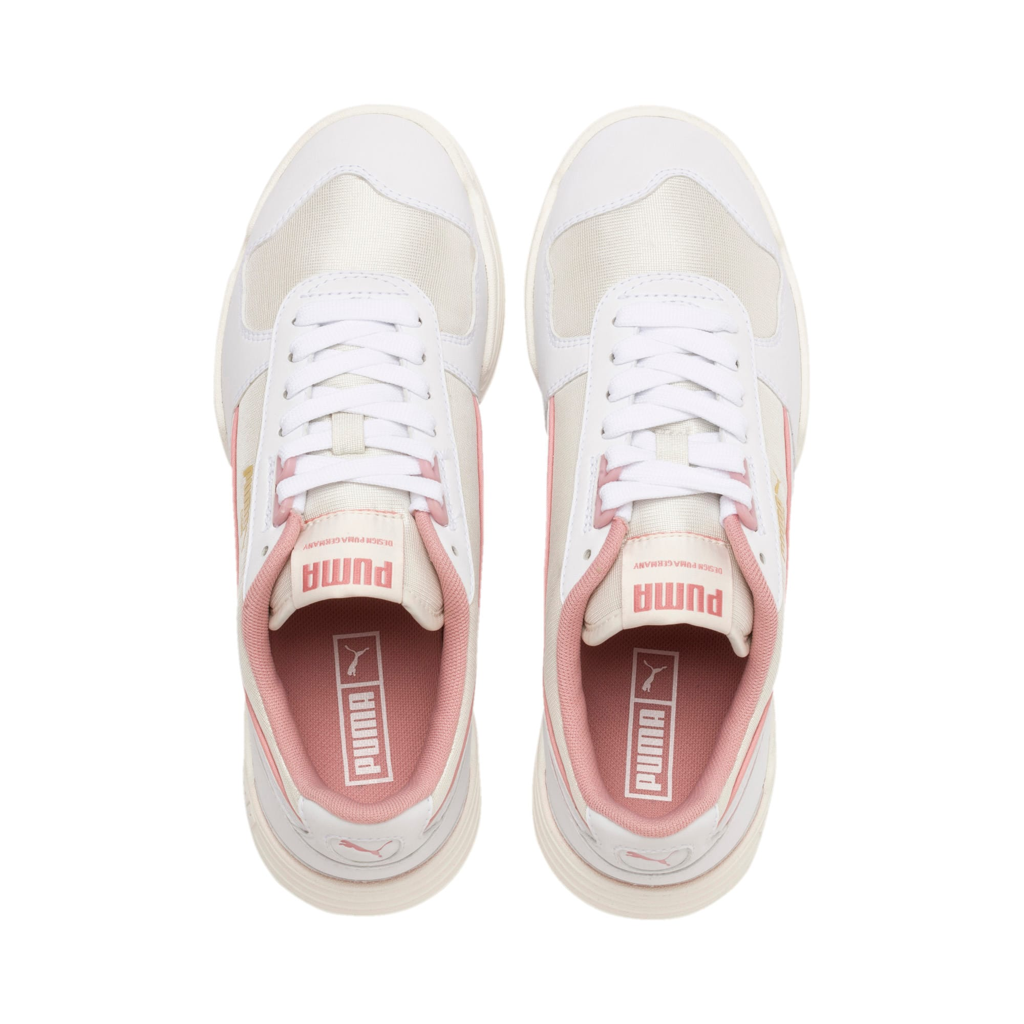 Thumbnail 8 of CGR Original Trainers, PWht-Bridal Rose-Marshmallow, medium-IND
