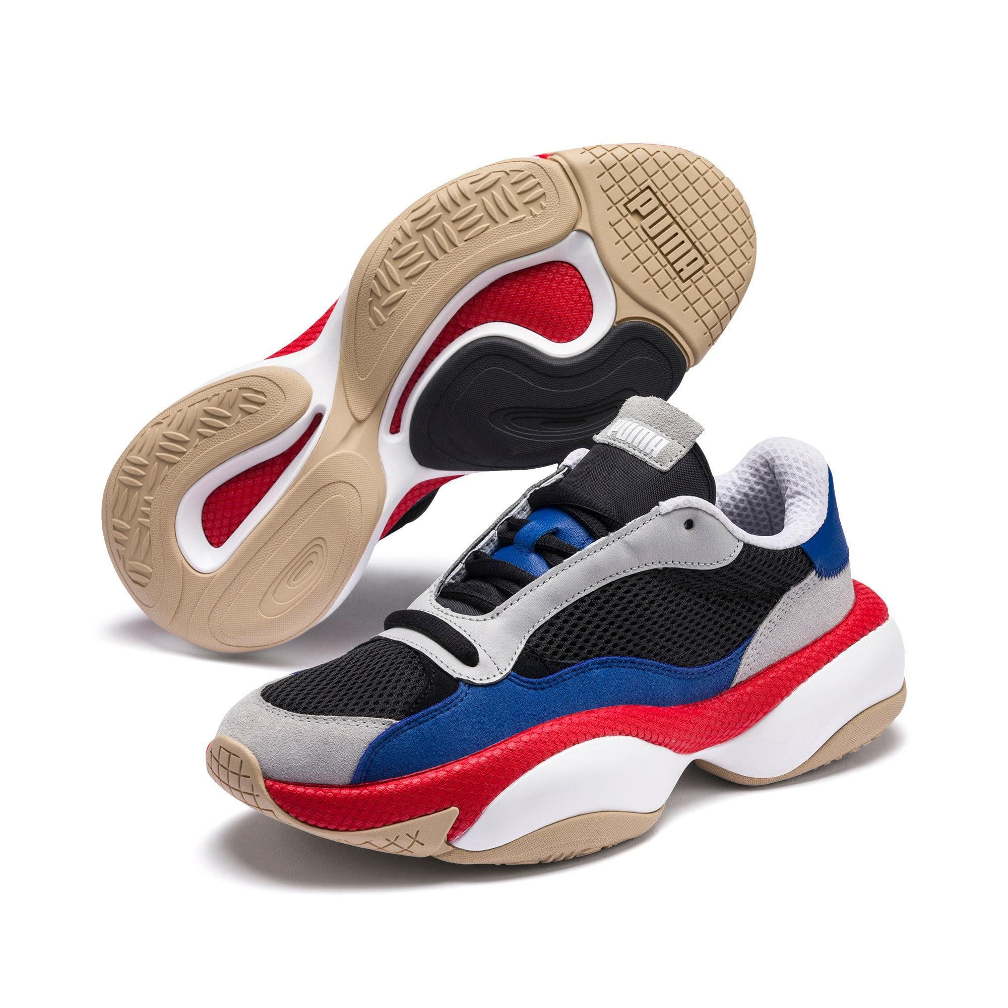 Thumbnail 7 of Alteration Kurve Sneakers, High Rise-Puma Black, medium
