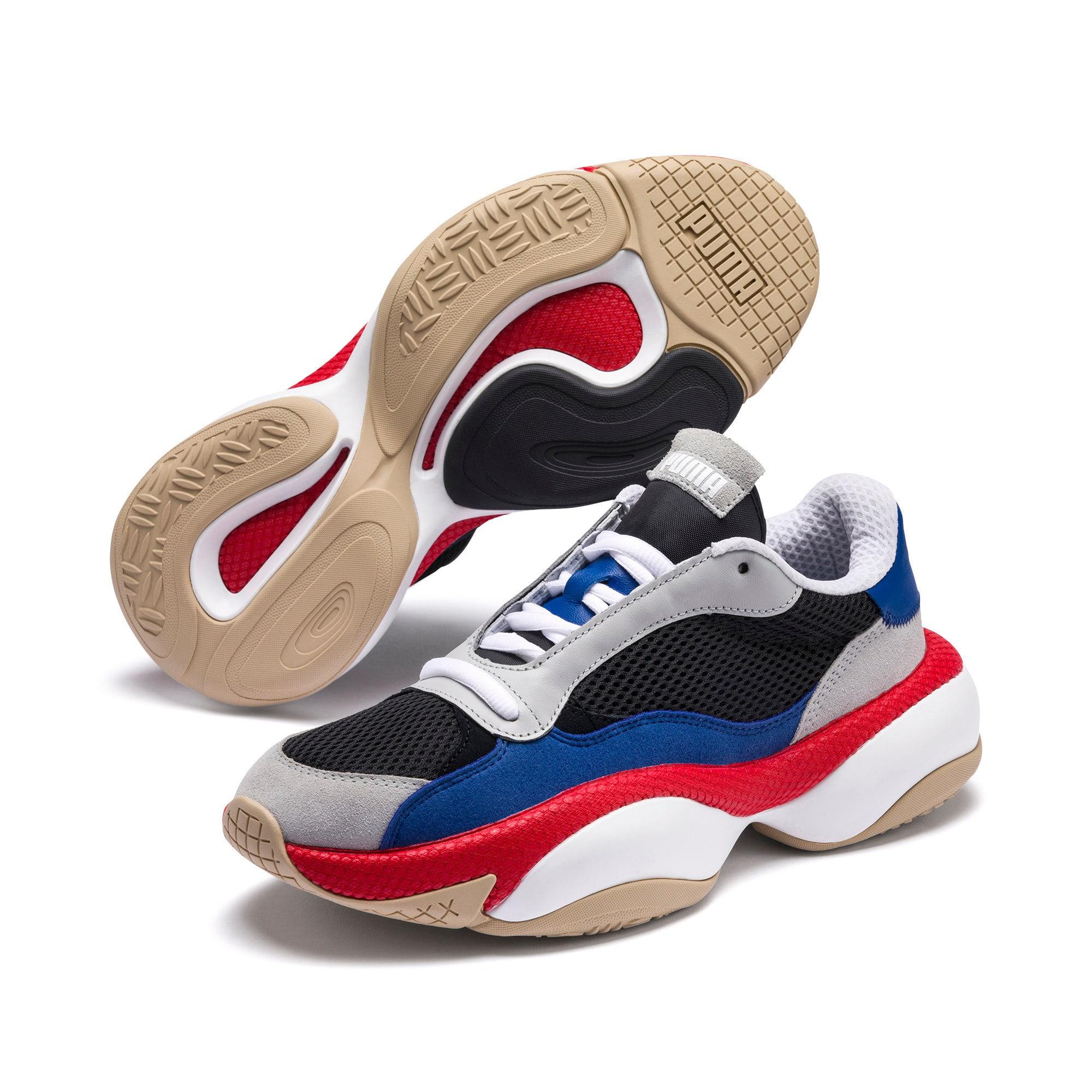 Thumbnail 2 of Alteration Kurve Sneakers, High Rise-Puma Black, medium
