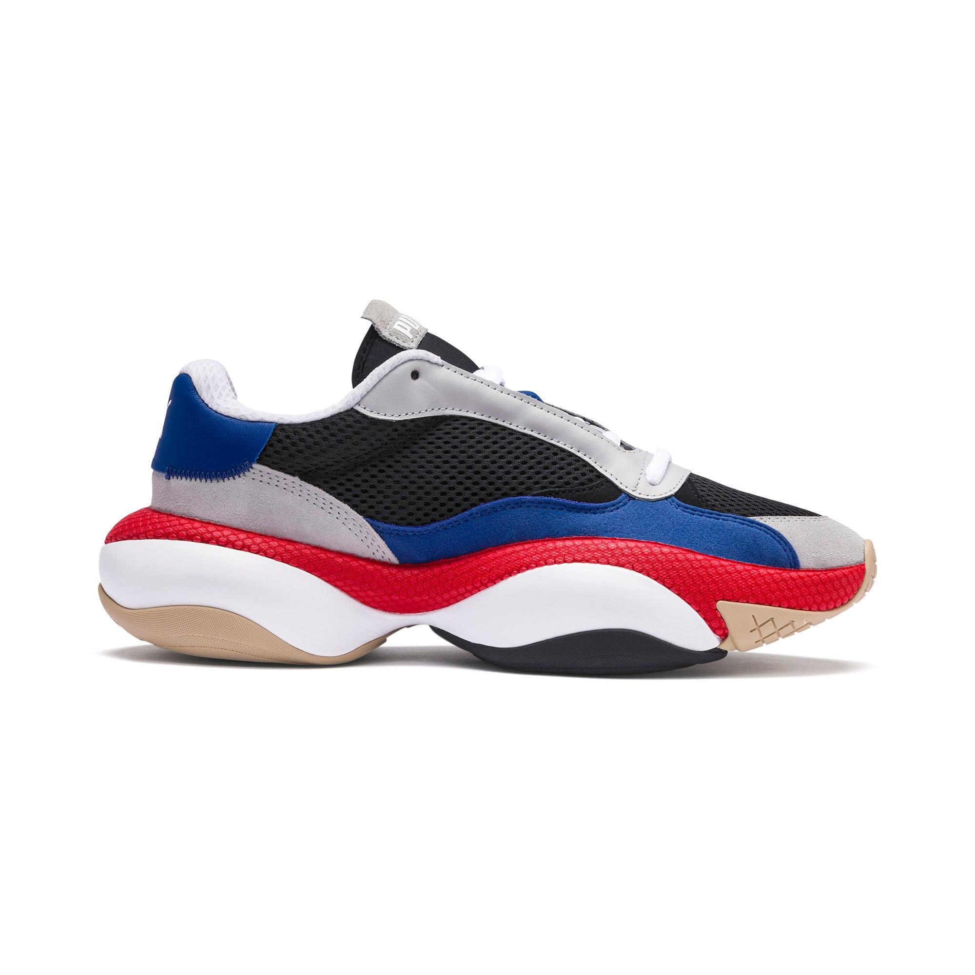 Thumbnail 5 of Alteration Kurve Sneakers, High Rise-Puma Black, medium