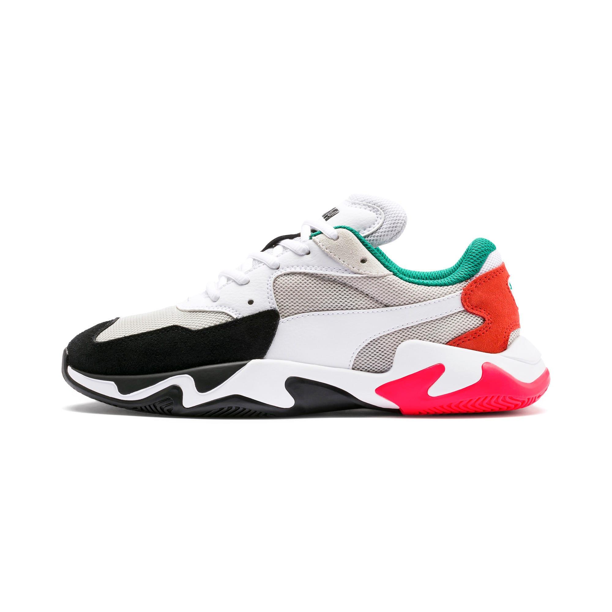 Thumbnail 1 of Storm Adrenaline Sneaker, Puma Black-Gray Violet, medium