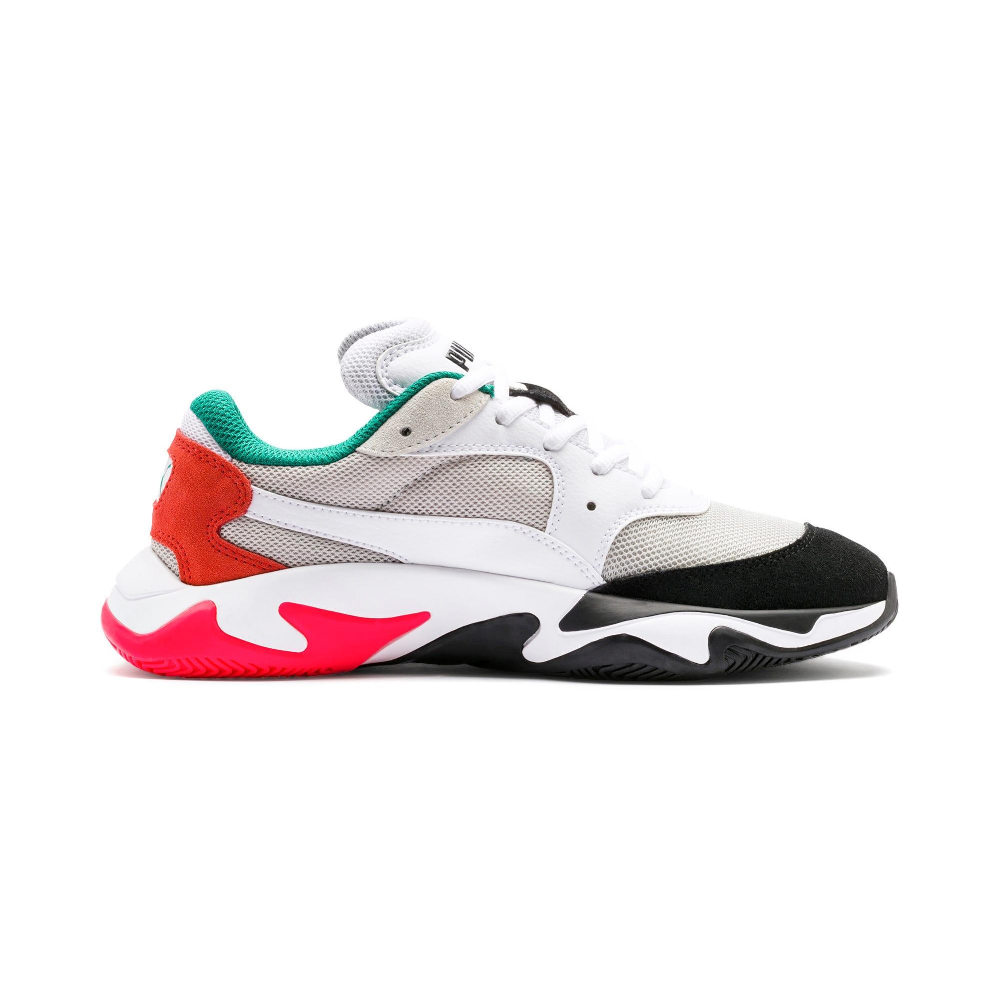 Thumbnail 8 of Storm Adrenaline Sneaker, Puma Black-Gray Violet, medium