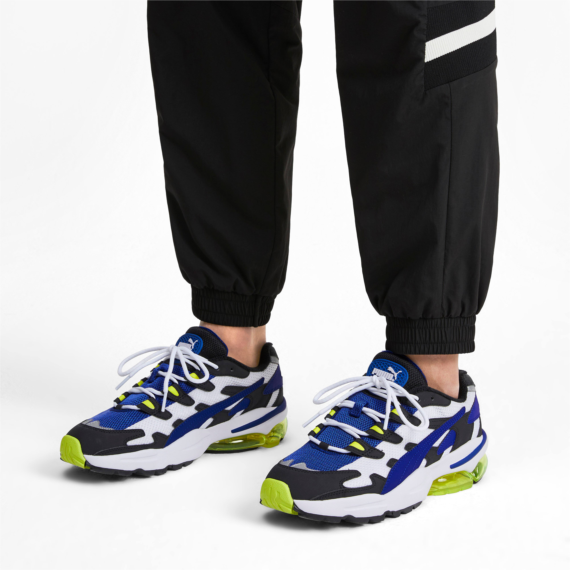 Thumbnail 2 of CELL Alien OG Trainers, Puma Black-Surf The Web, medium-IND