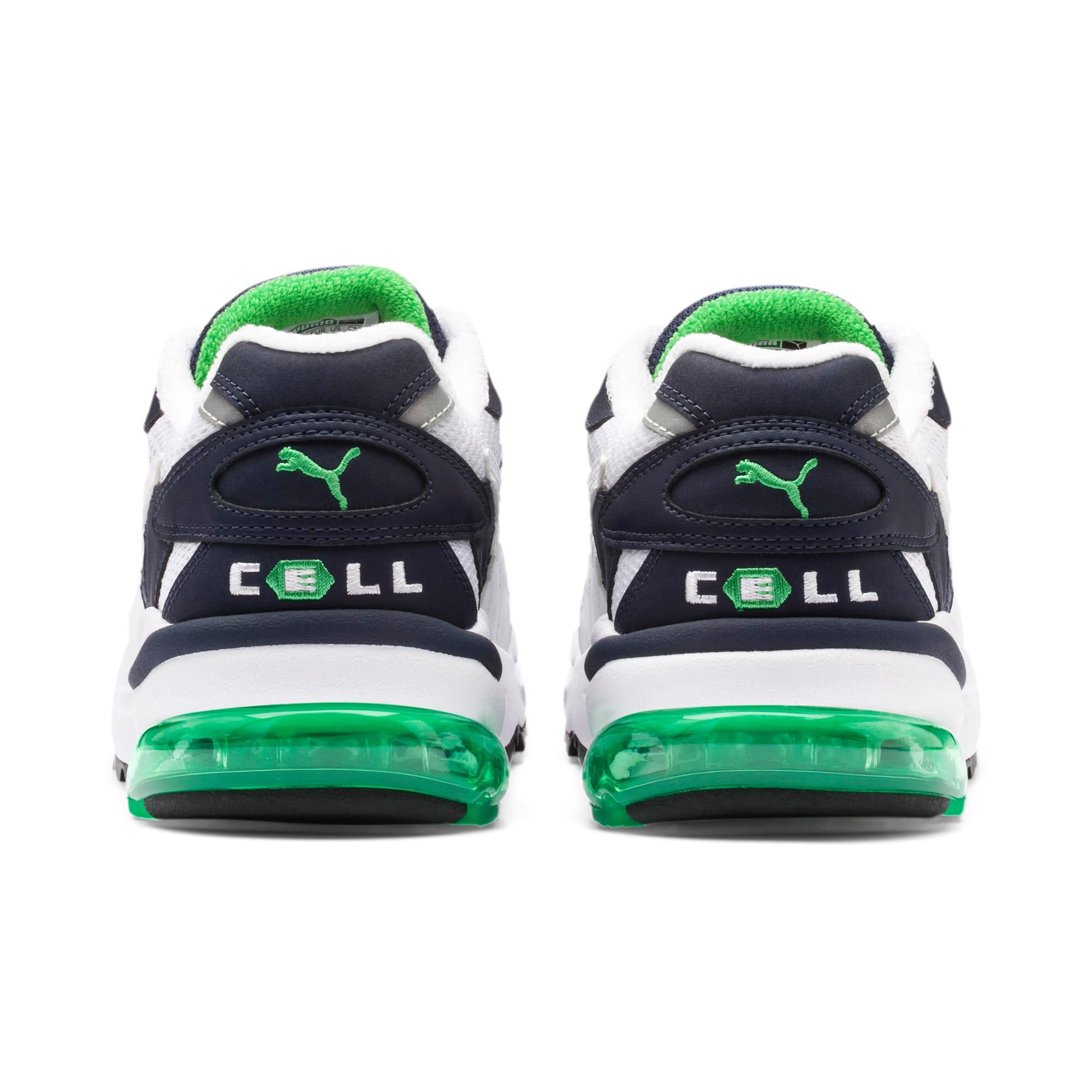Thumbnail 4 of CELL Alien OG Trainers, Peacoat-Classic Green, medium