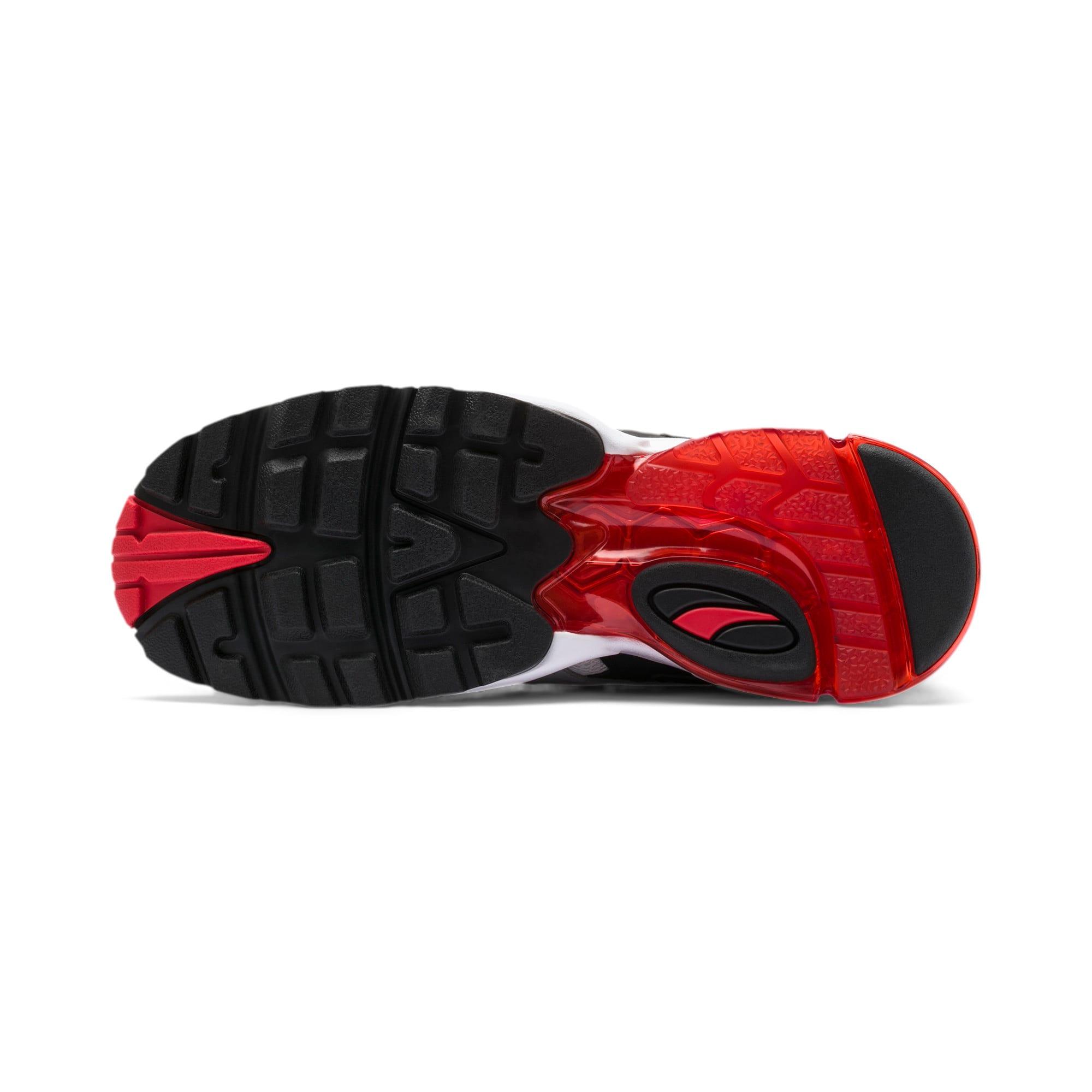 Thumbnail 5 of CELL Alien OG sportschoenen, Puma Black-High Risk Red, medium
