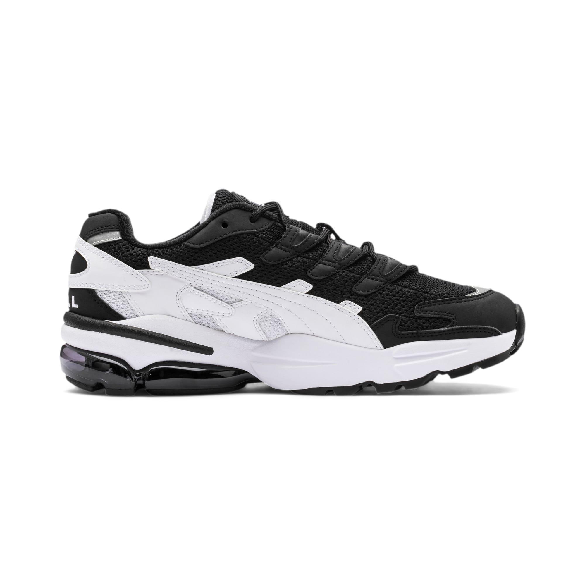 Thumbnail 6 of CELL Alien OG Sneakers, Puma Black-Puma White, medium