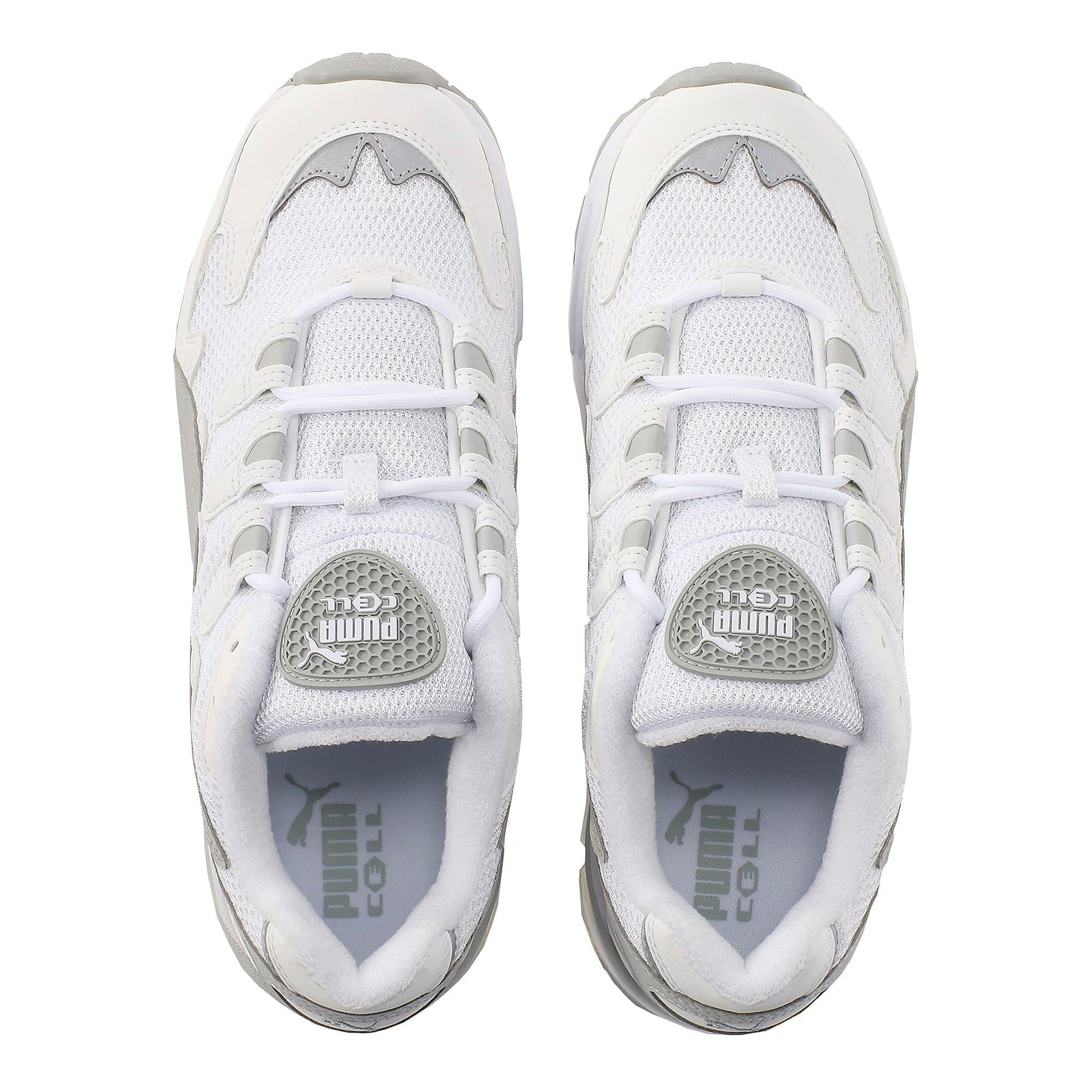 Thumbnail 6 of CELL Alien OG Sneakers, Puma White-High Rise, medium