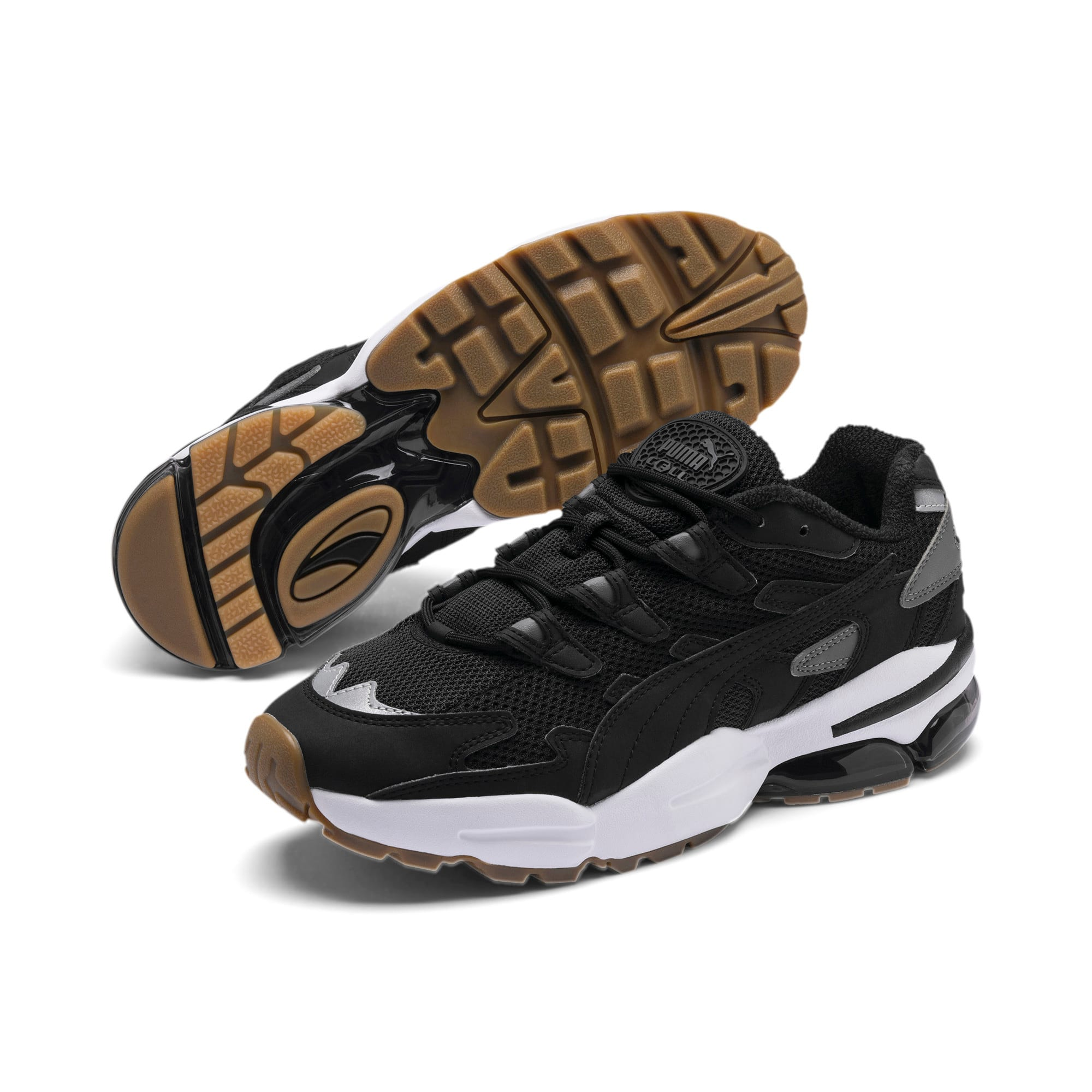 Thumbnail 2 of CELL Alien OG Sneaker, Puma Black-Gum, medium