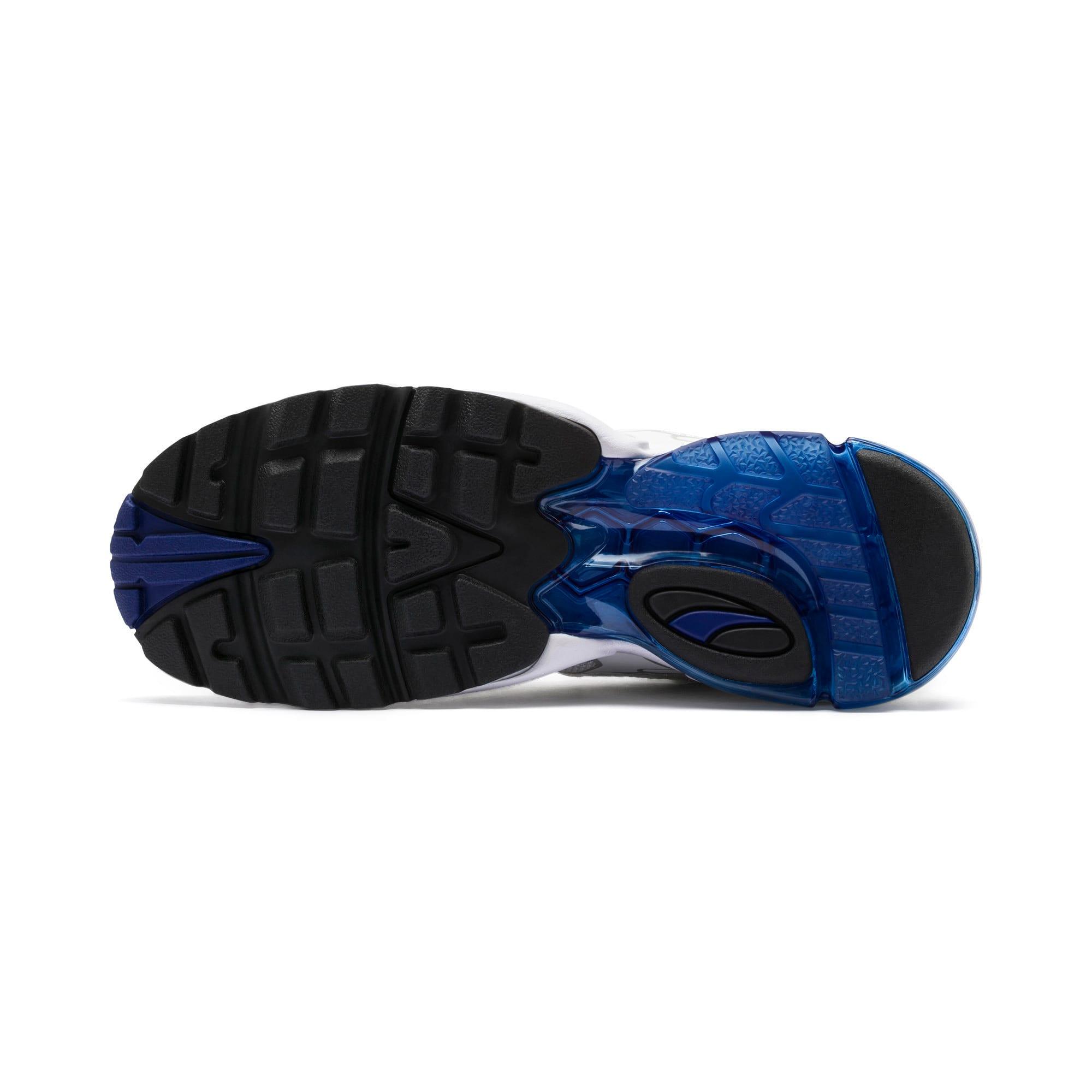 Thumbnail 5 of CELL Alien Kotto Sneakers, Puma White-Puma White, medium