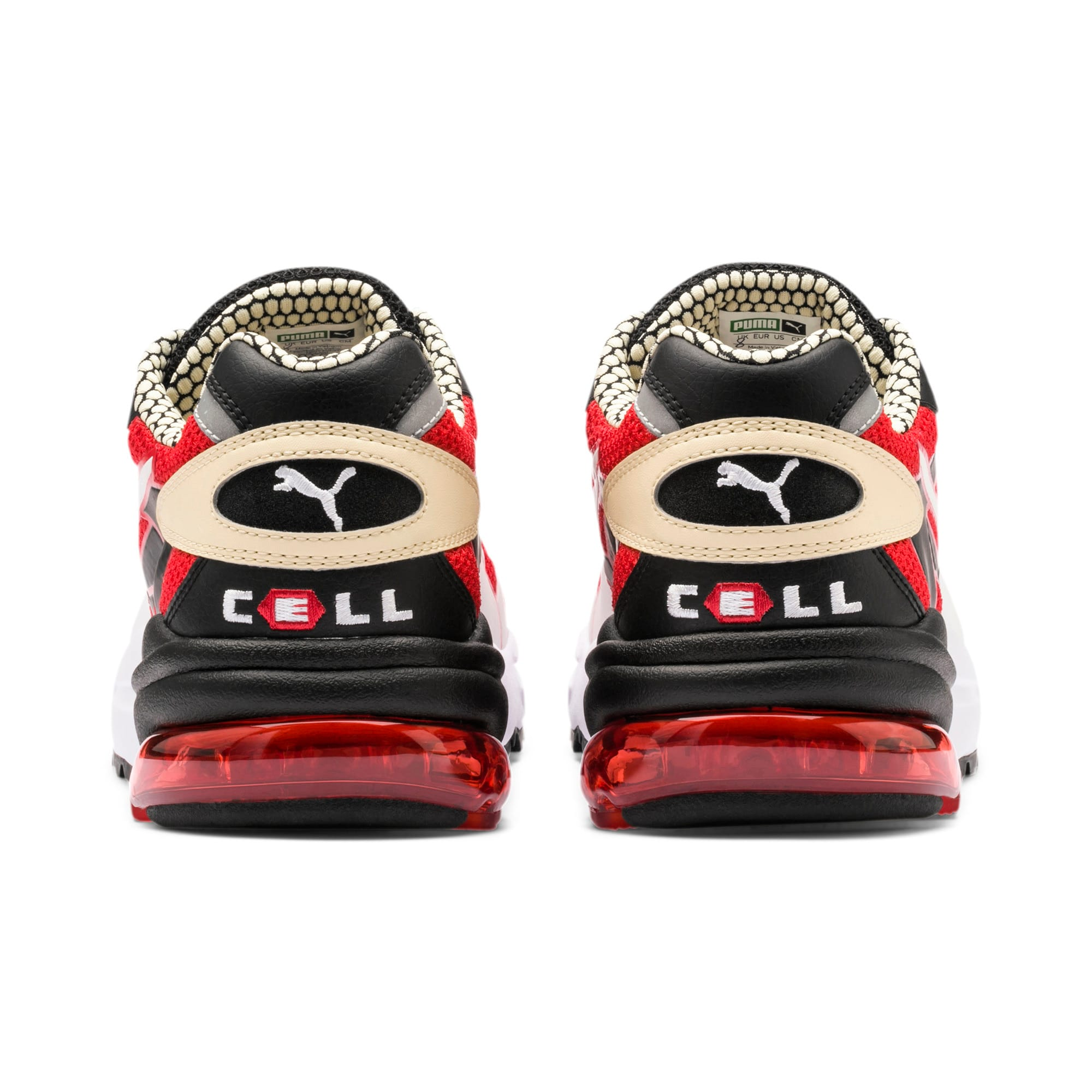 Thumbnail 4 of CELL Alien Kotto sportschoenen, High Risk Red-Puma Black, medium