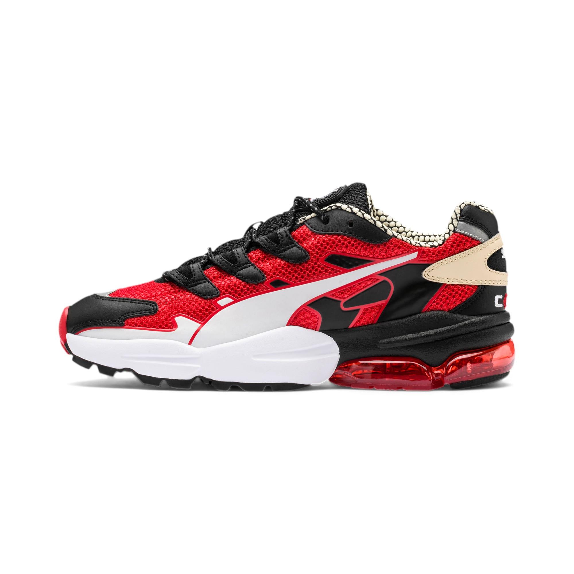 Thumbnail 1 of CELL Alien Kotto Sneakers, High Risk Red-Puma Black, medium