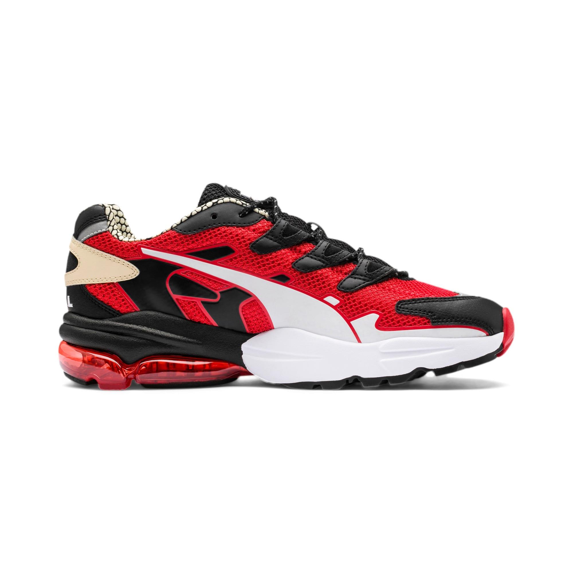 Thumbnail 6 of CELL Alien Kotto Sneakers, High Risk Red-Puma Black, medium