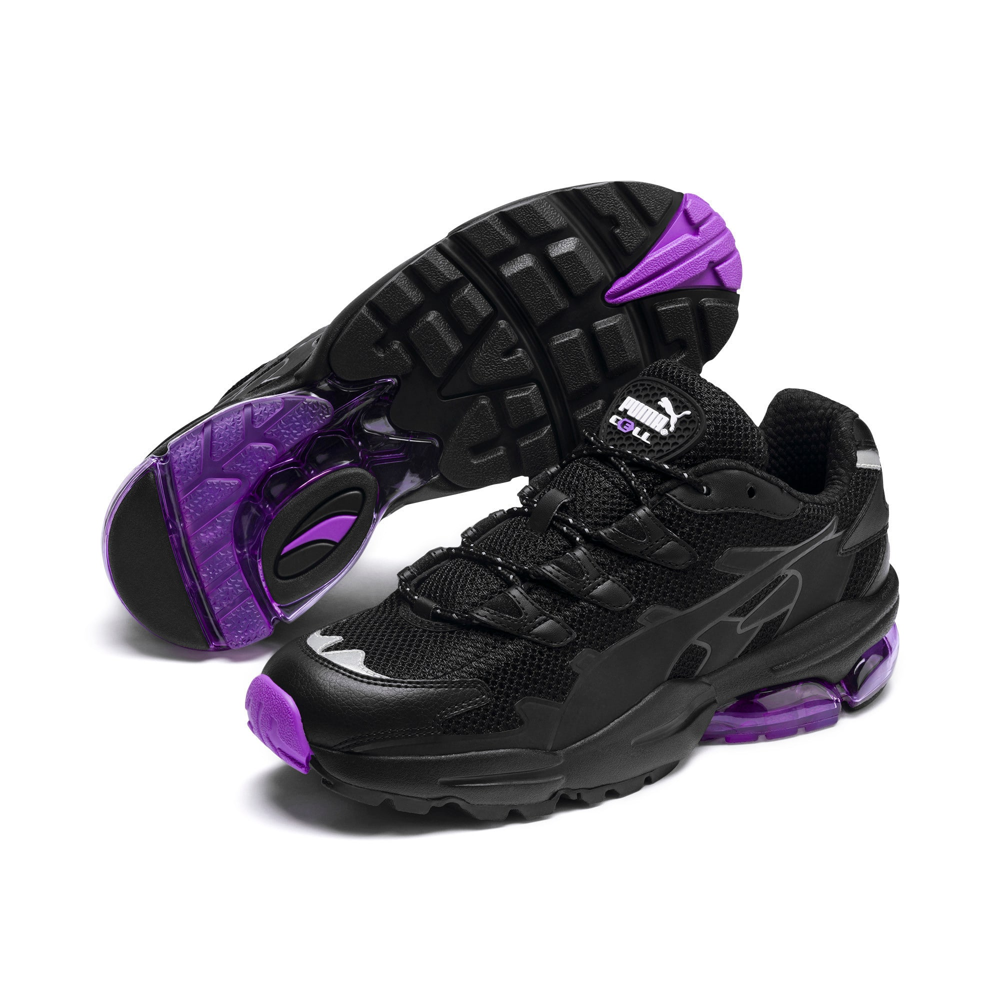 Thumbnail 3 of CELL Alien Kotto sportschoenen, Puma Black-Puma Black, medium