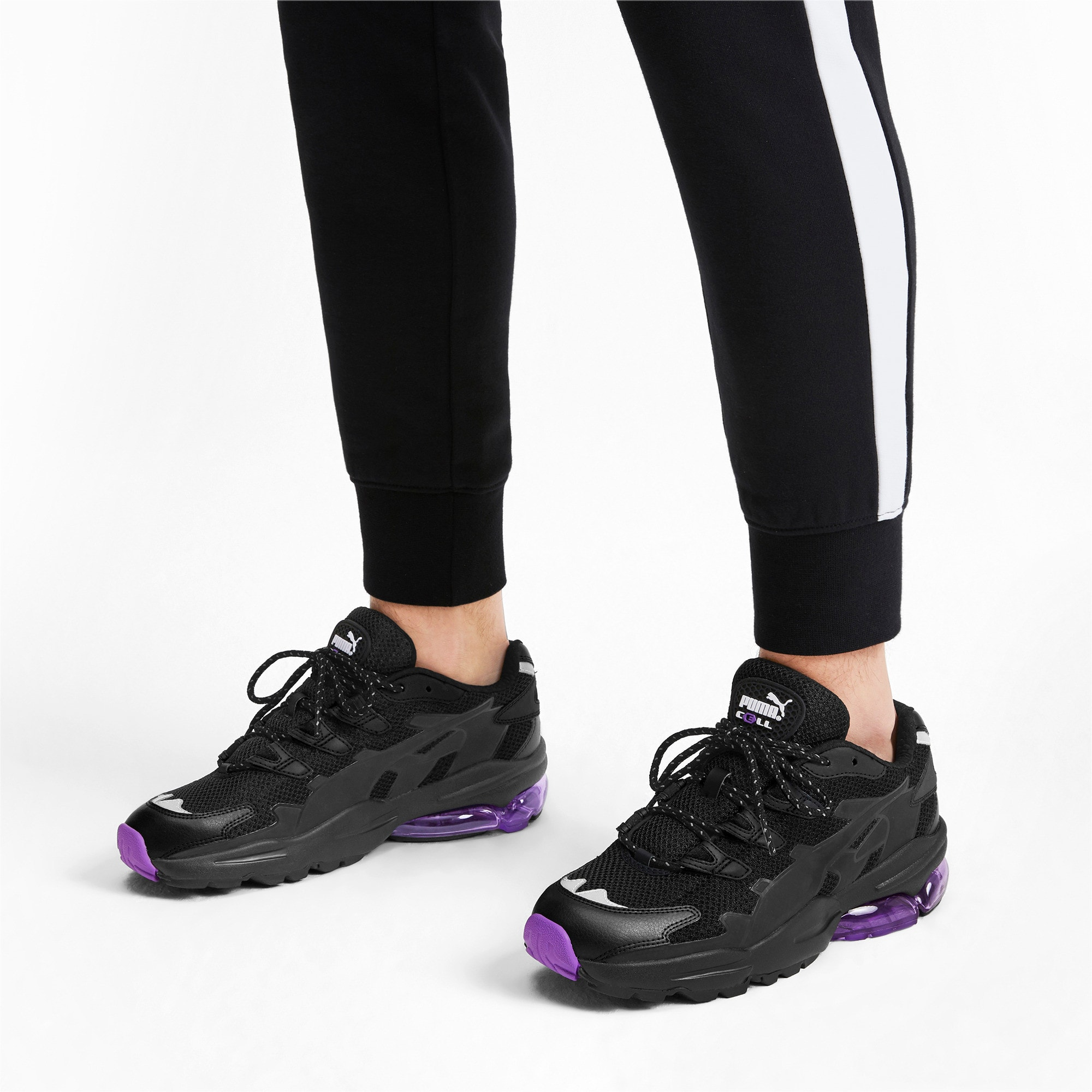 Thumbnail 2 of CELL Alien Kotto sportschoenen, Puma Black-Puma Black, medium