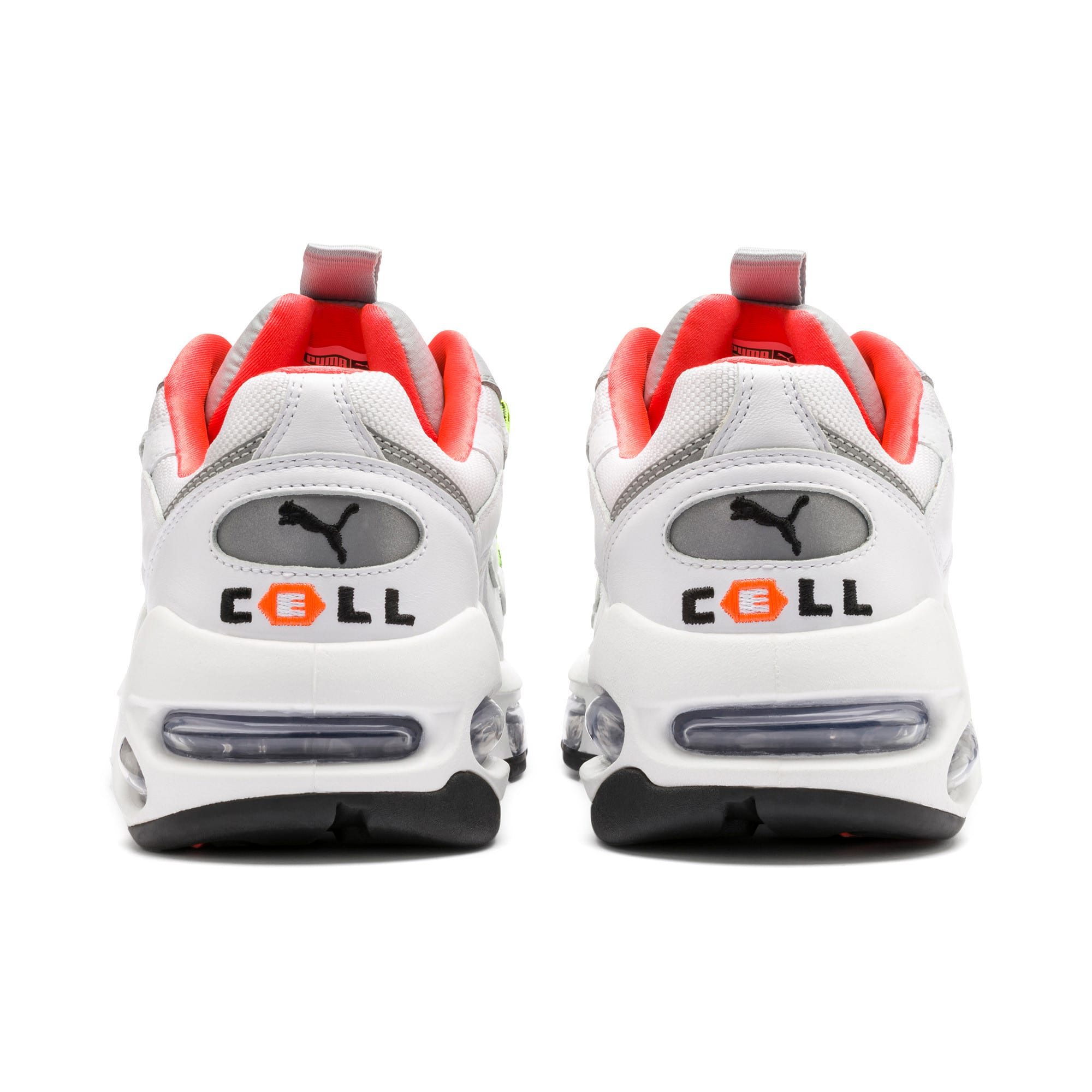Thumbnail 4 van CELL Endura Rebound sportschoenen, Puma White-High Rise, medium