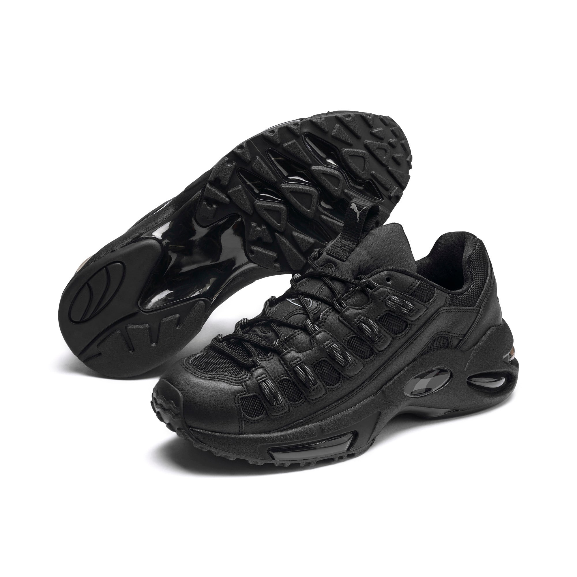 Thumbnail 3 of CELL Endura Rebound Sneakers, Puma Black-Puma Black, medium