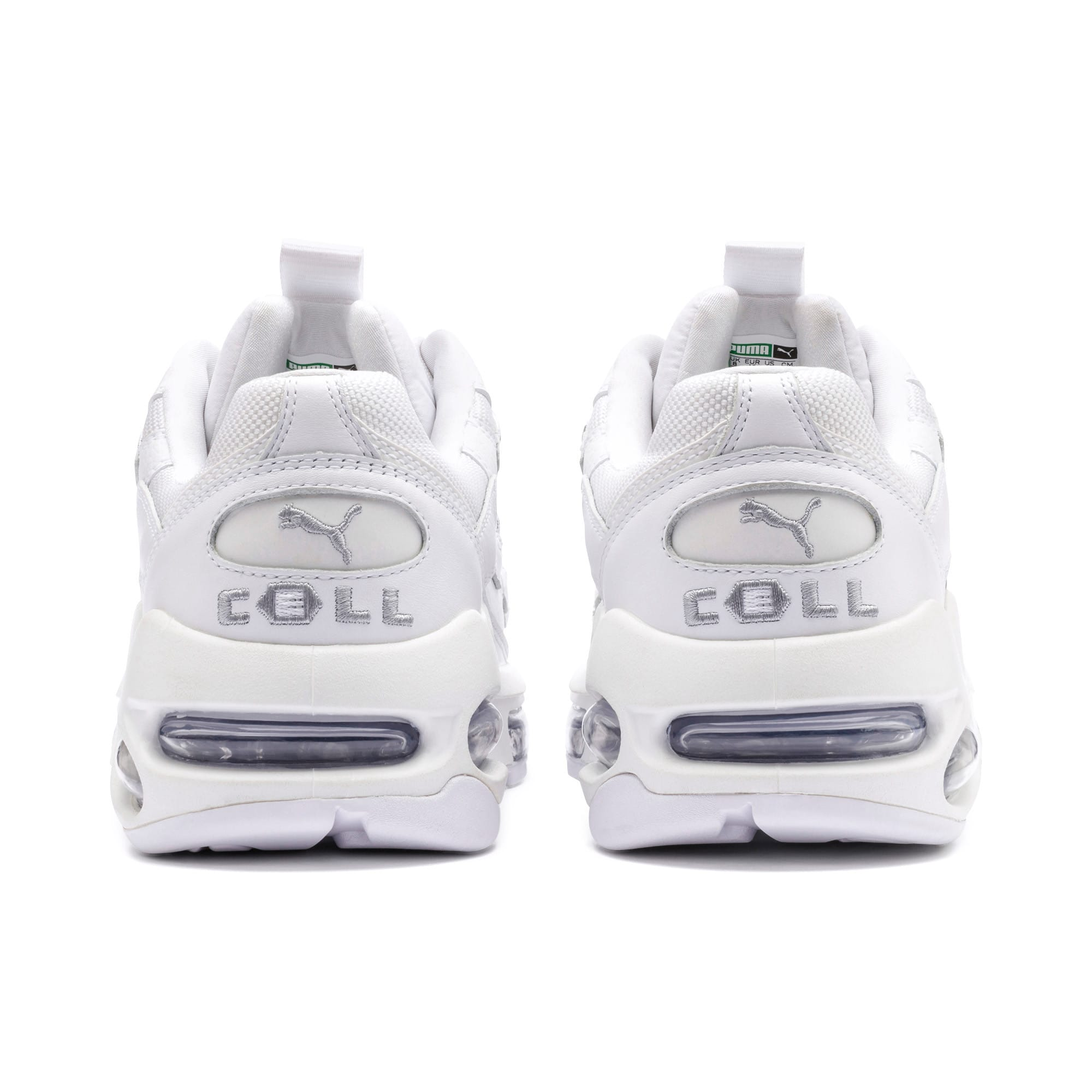Thumbnail 4 of CELL Endura Rebound Sneaker, Puma White-Puma White, medium
