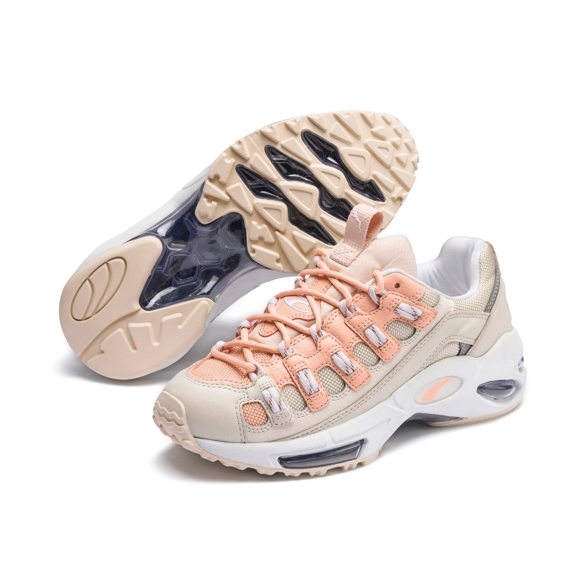 Thumbnail 3 of Scarpe da ginnastica CELL Endura Rebound, Peach Parfait-White Smoke, medium
