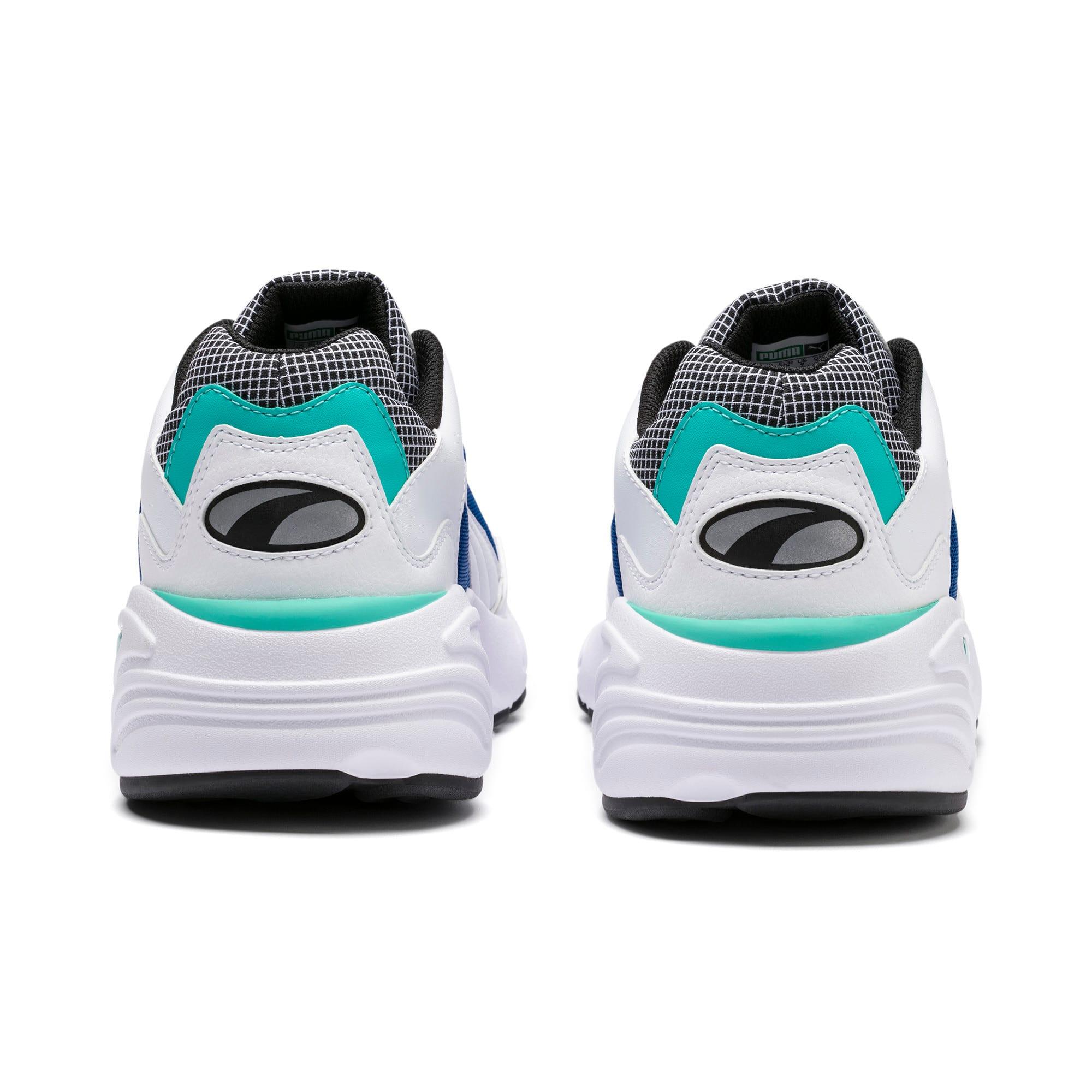 Thumbnail 4 van CELL Viper Street Racer sportschoenen, Puma White-Galaxy Blue, medium