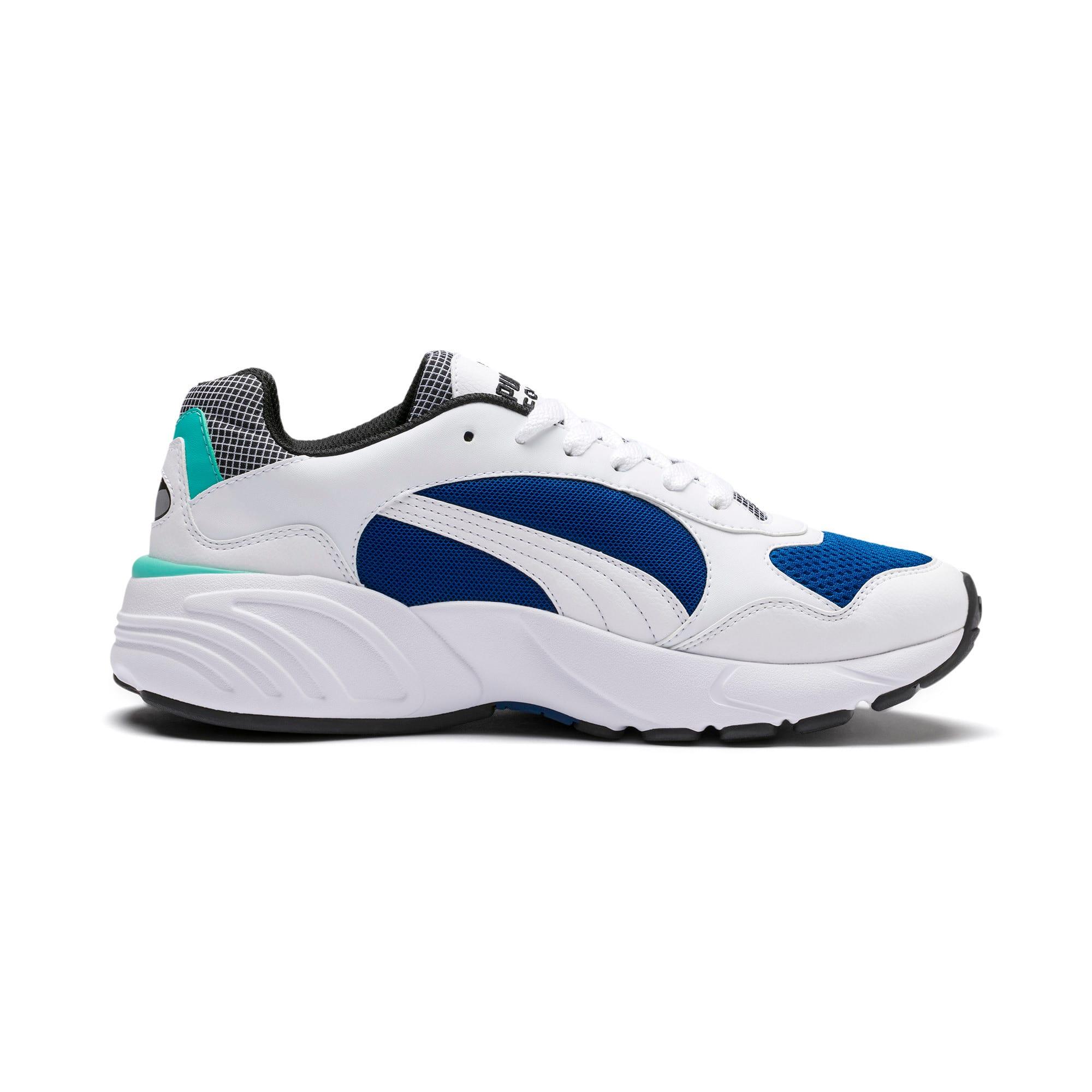 Thumbnail 6 van CELL Viper Street Racer sportschoenen, Puma White-Galaxy Blue, medium