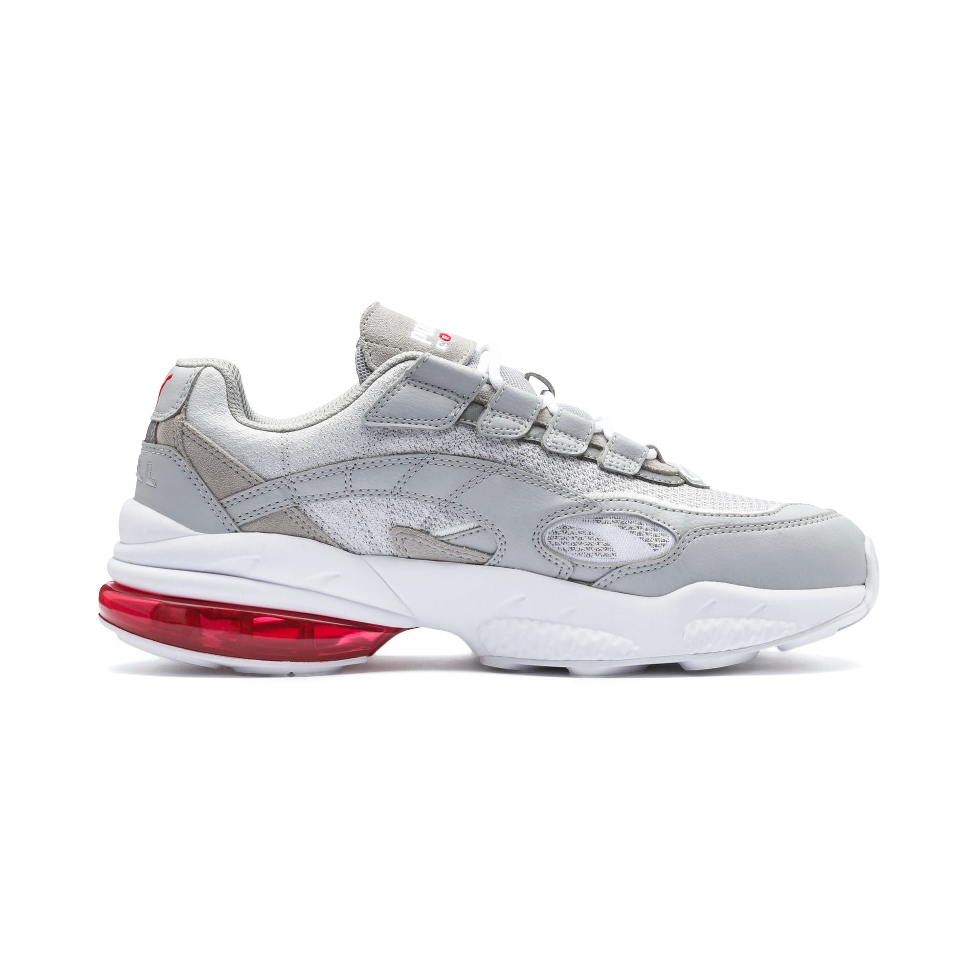 Thumbnail 7 of CELL Venom Alert Trainers, High Rise-Puma White, medium-IND