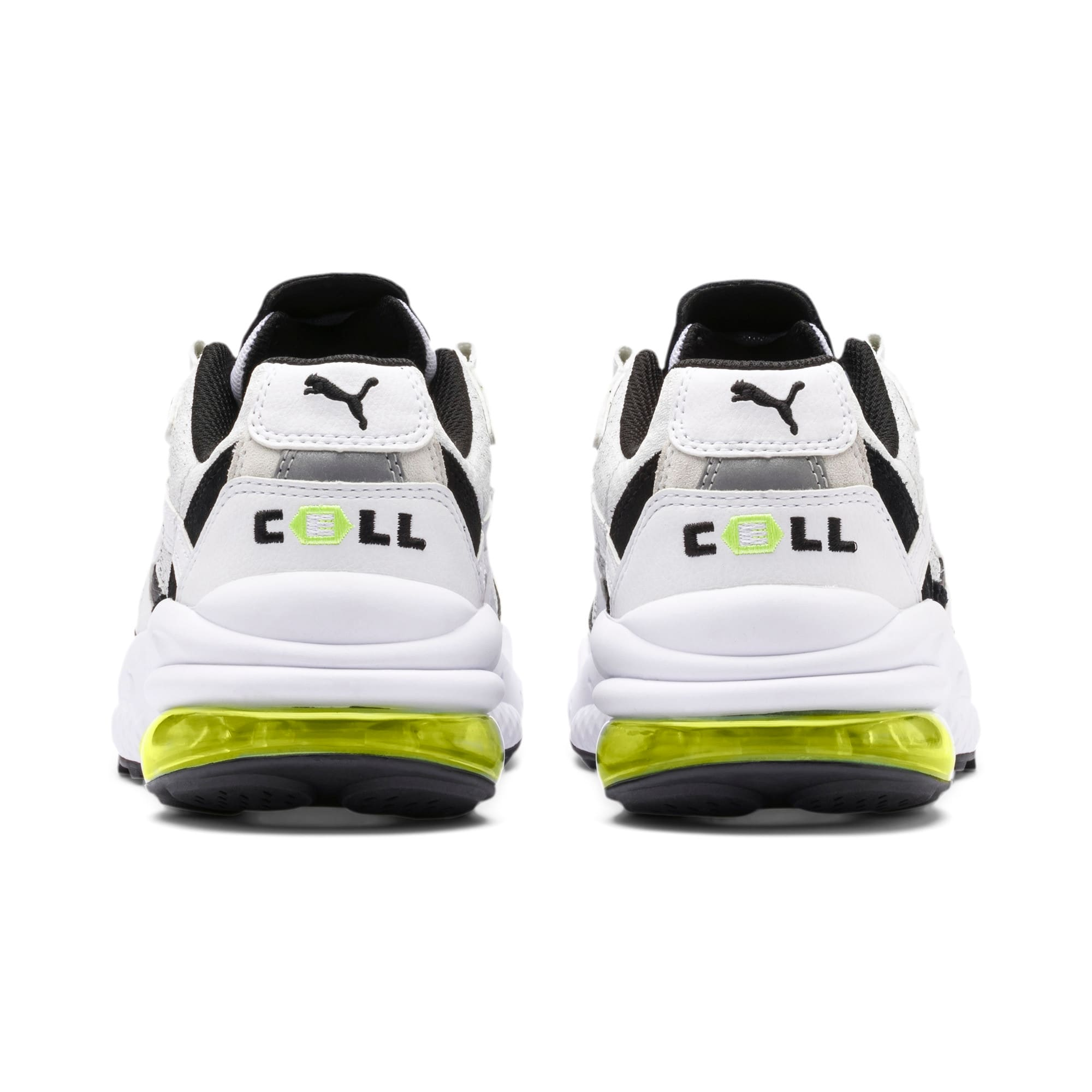 Thumbnail 4 of CELL Venom Alert Sneakers, Puma White-Puma Black, medium