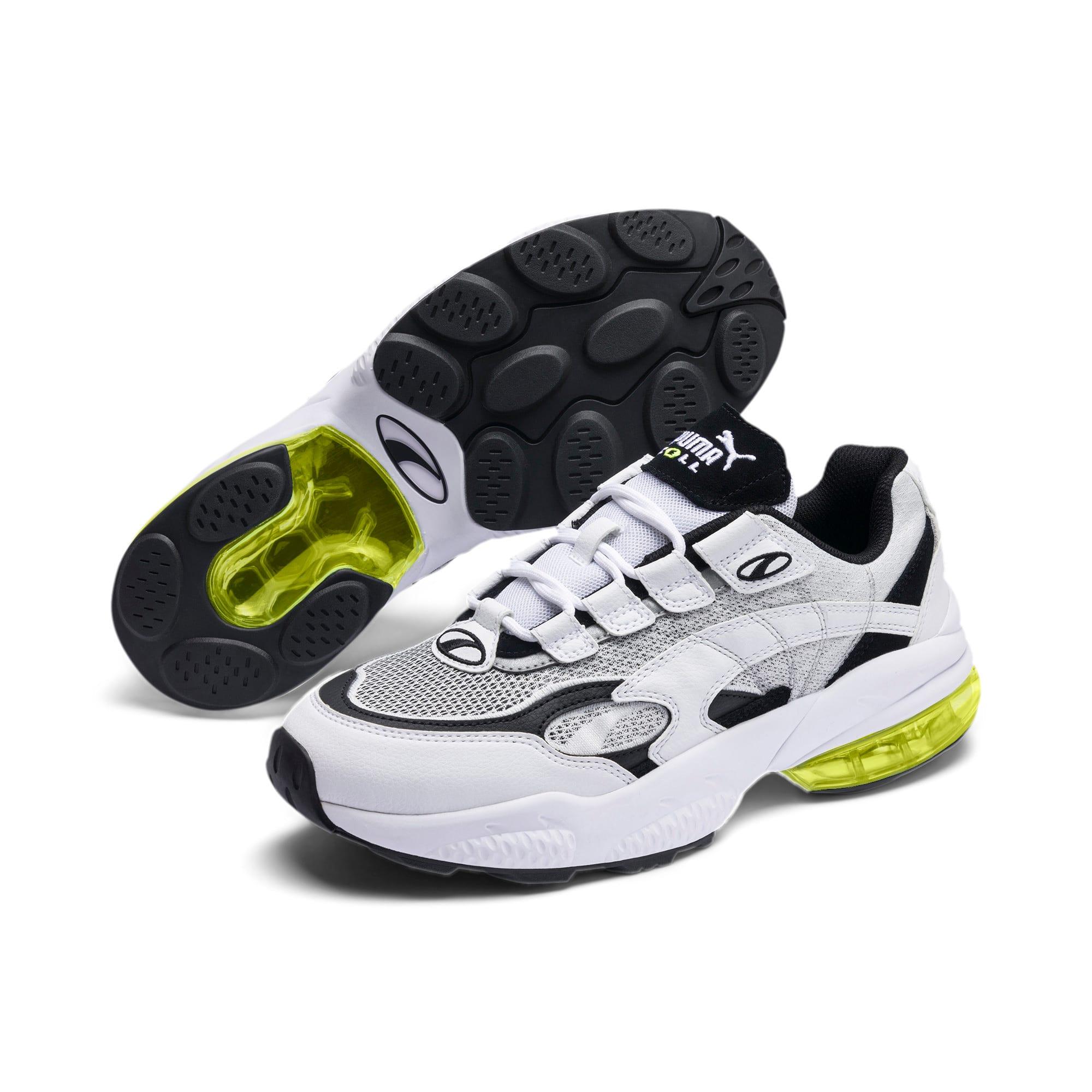Thumbnail 3 of CELL Venom Alert Sneakers, Puma White-Puma Black, medium